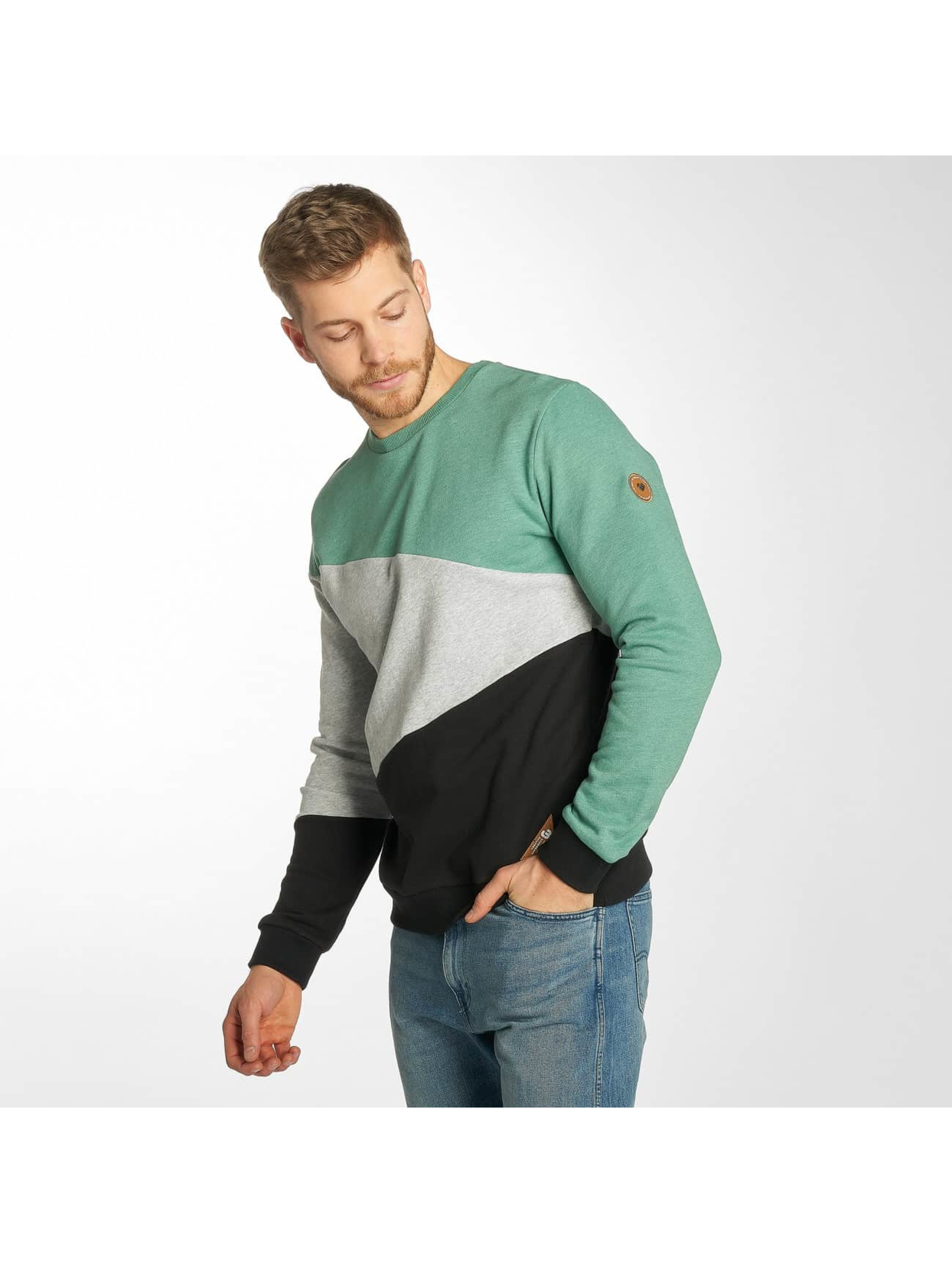 Ragwear Pullover Todd grün