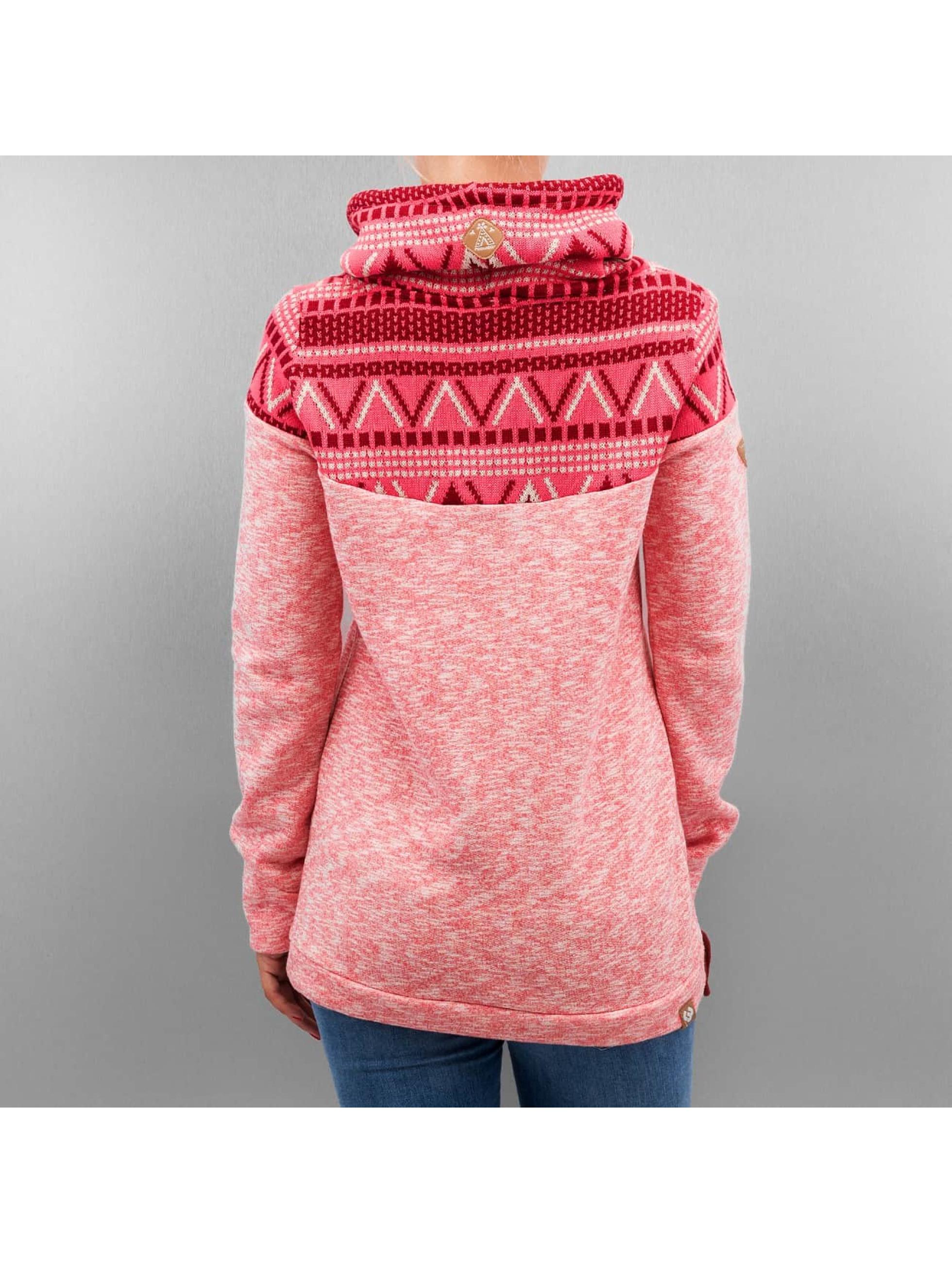 Ragwear Pullover Chloe pink