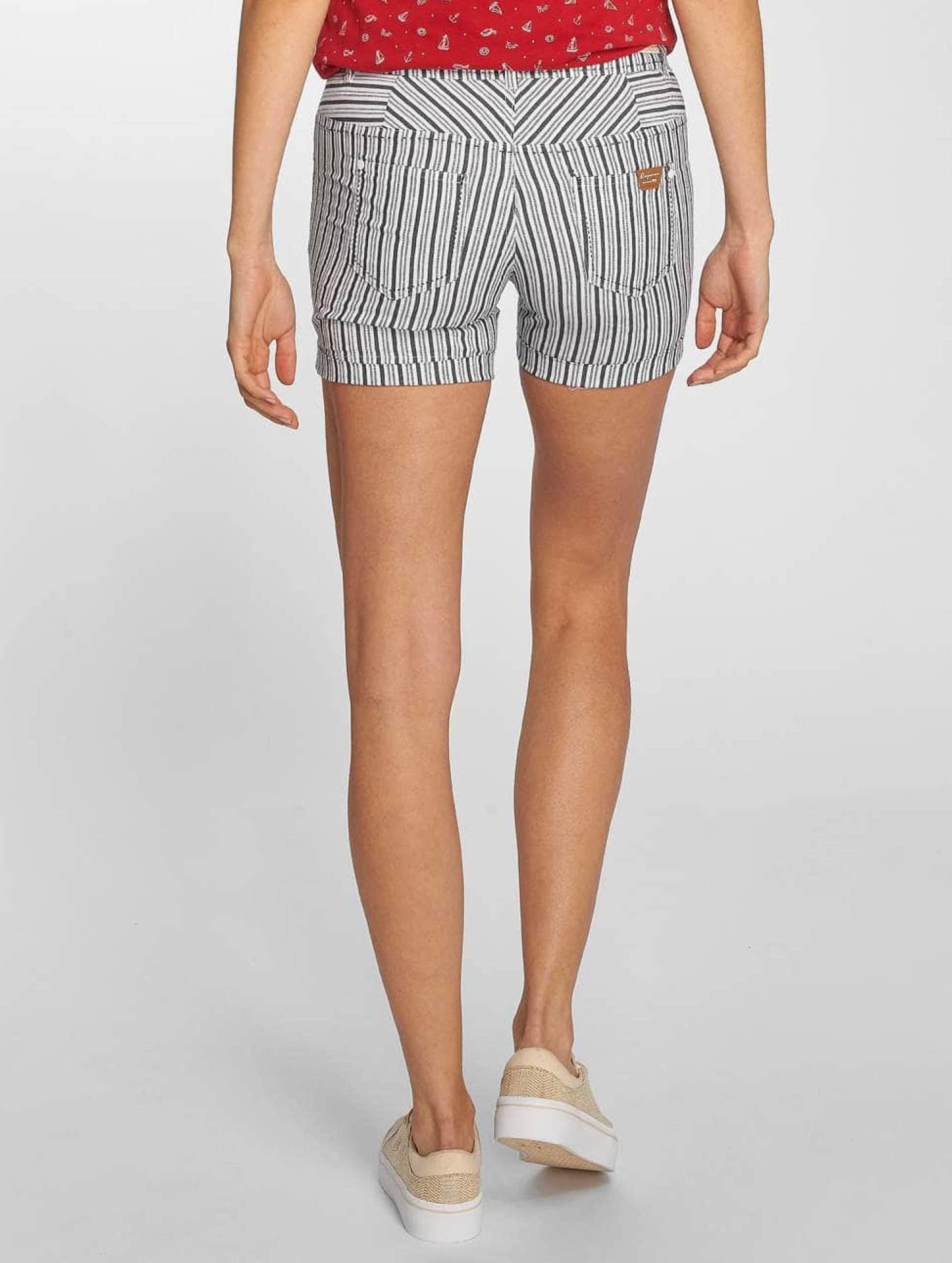 Ragwear Short Sandra blanc