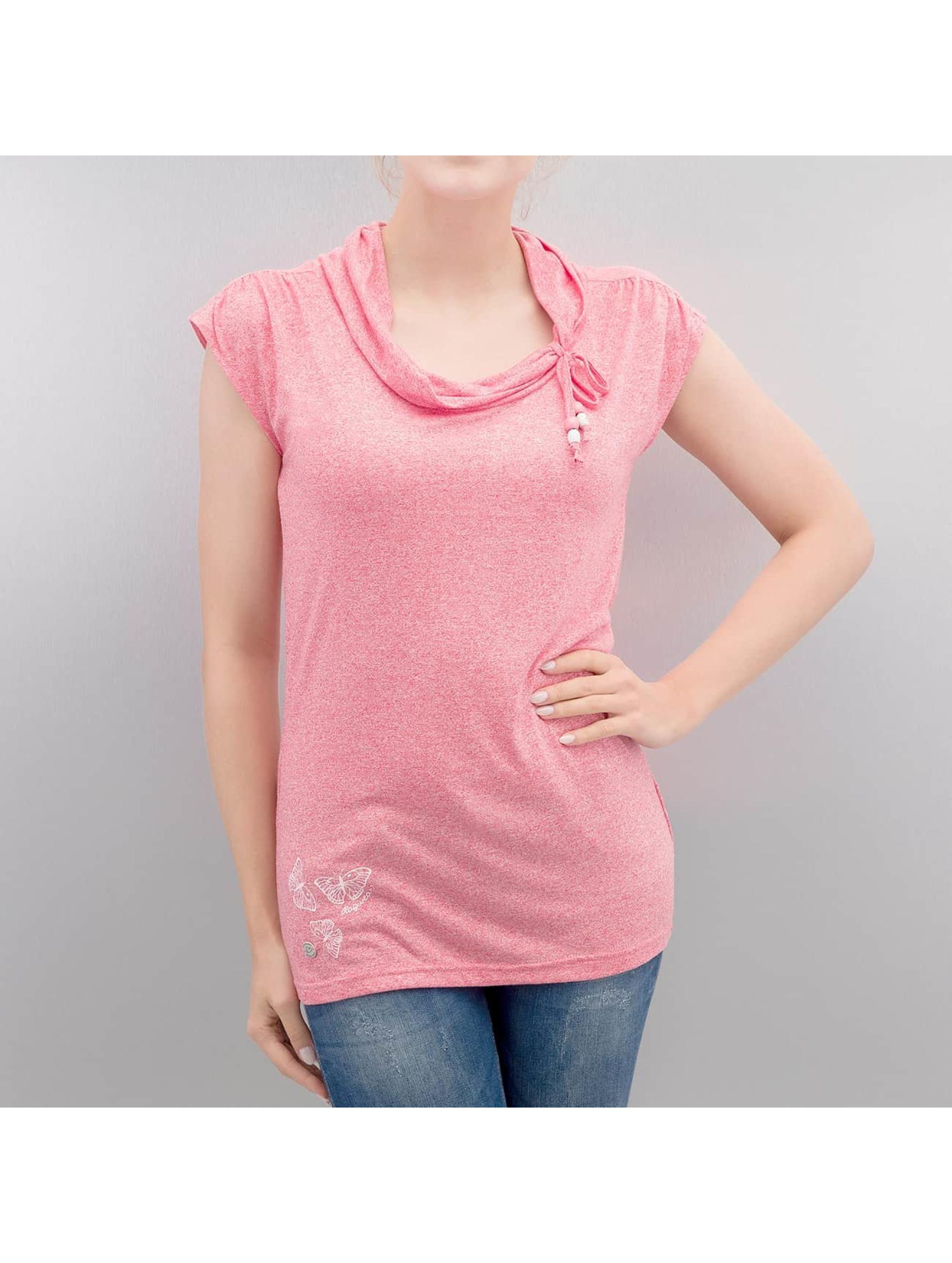 Ragwear T-Shirt Lora pink