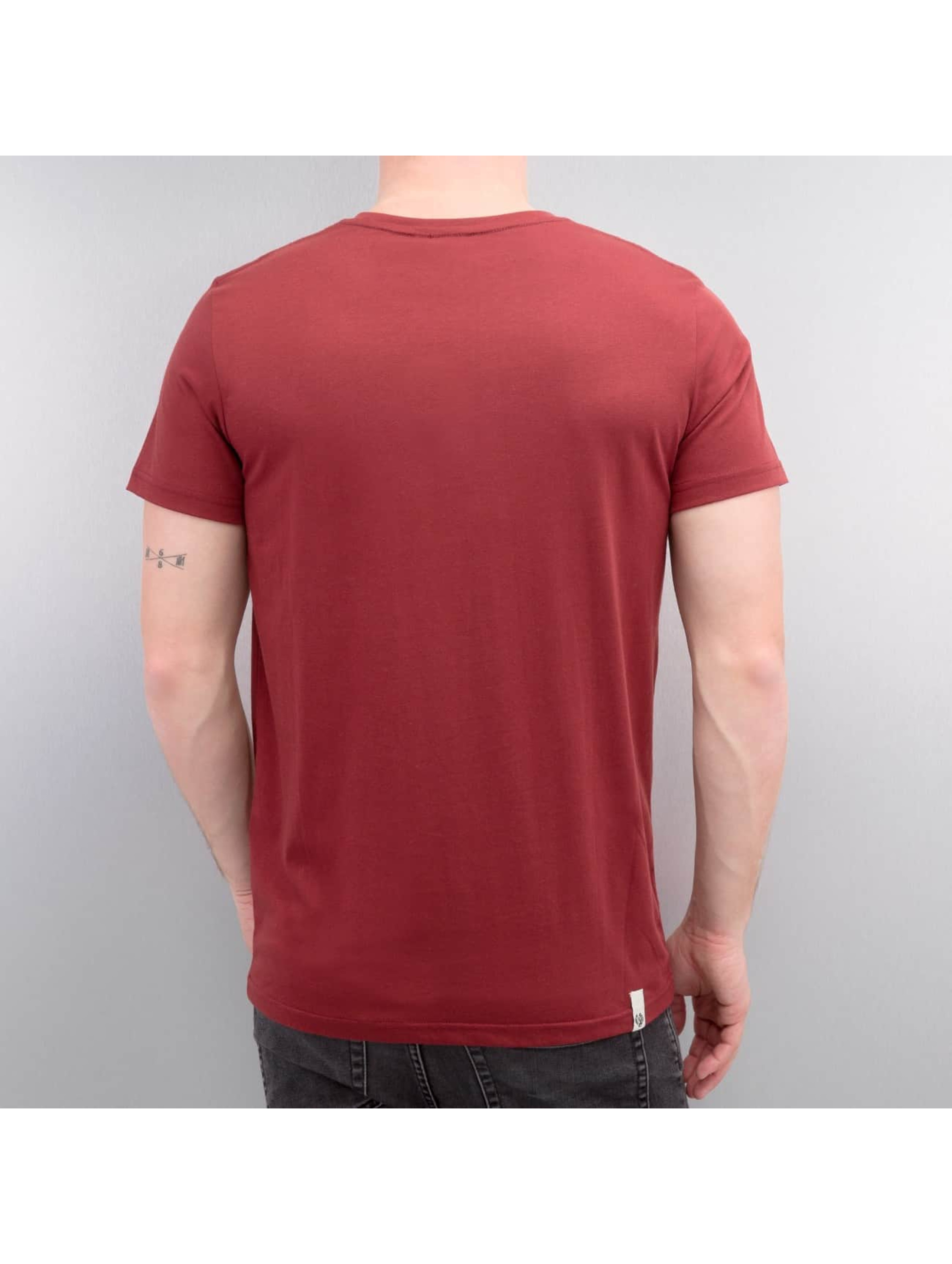 Ragwear T-Shirt Charles red
