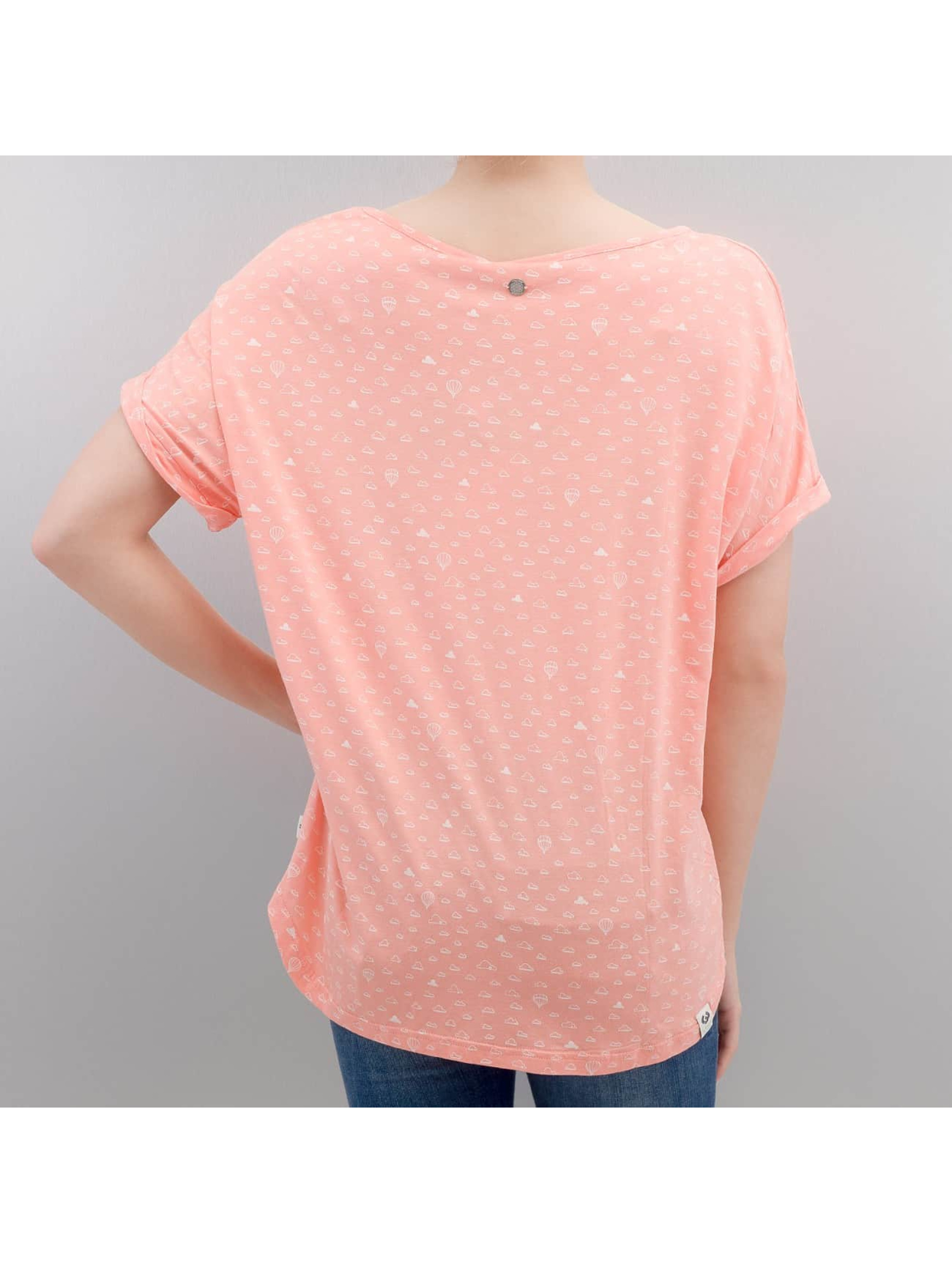 Ragwear T-Shirt Trible B Organic rose