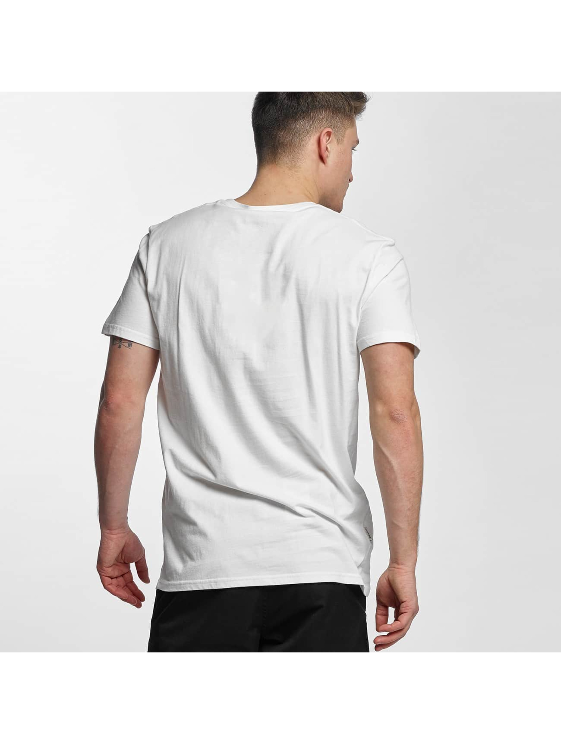 Ragwear T-Shirt Paddy Map white