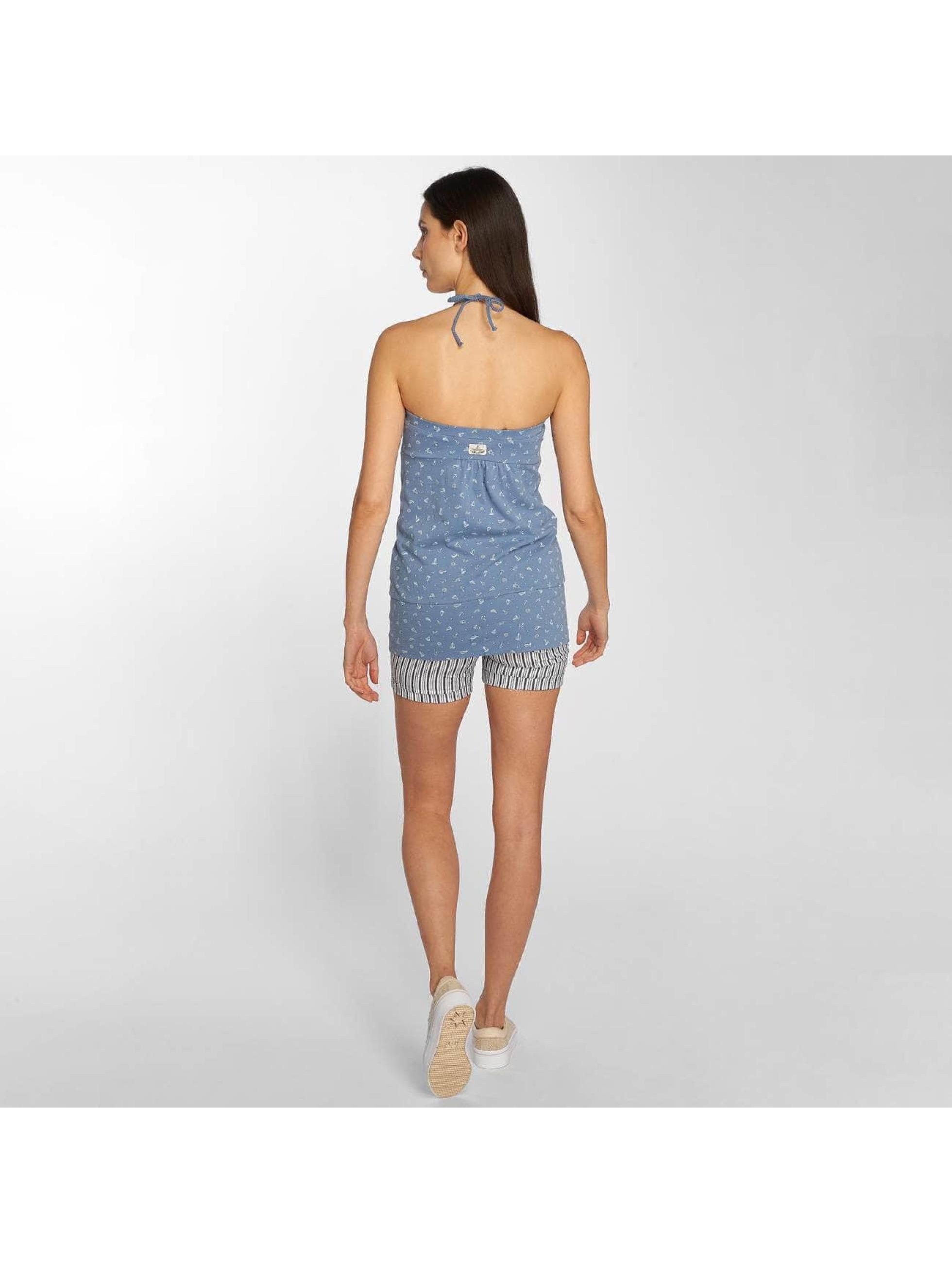 Ragwear top Shortie blauw