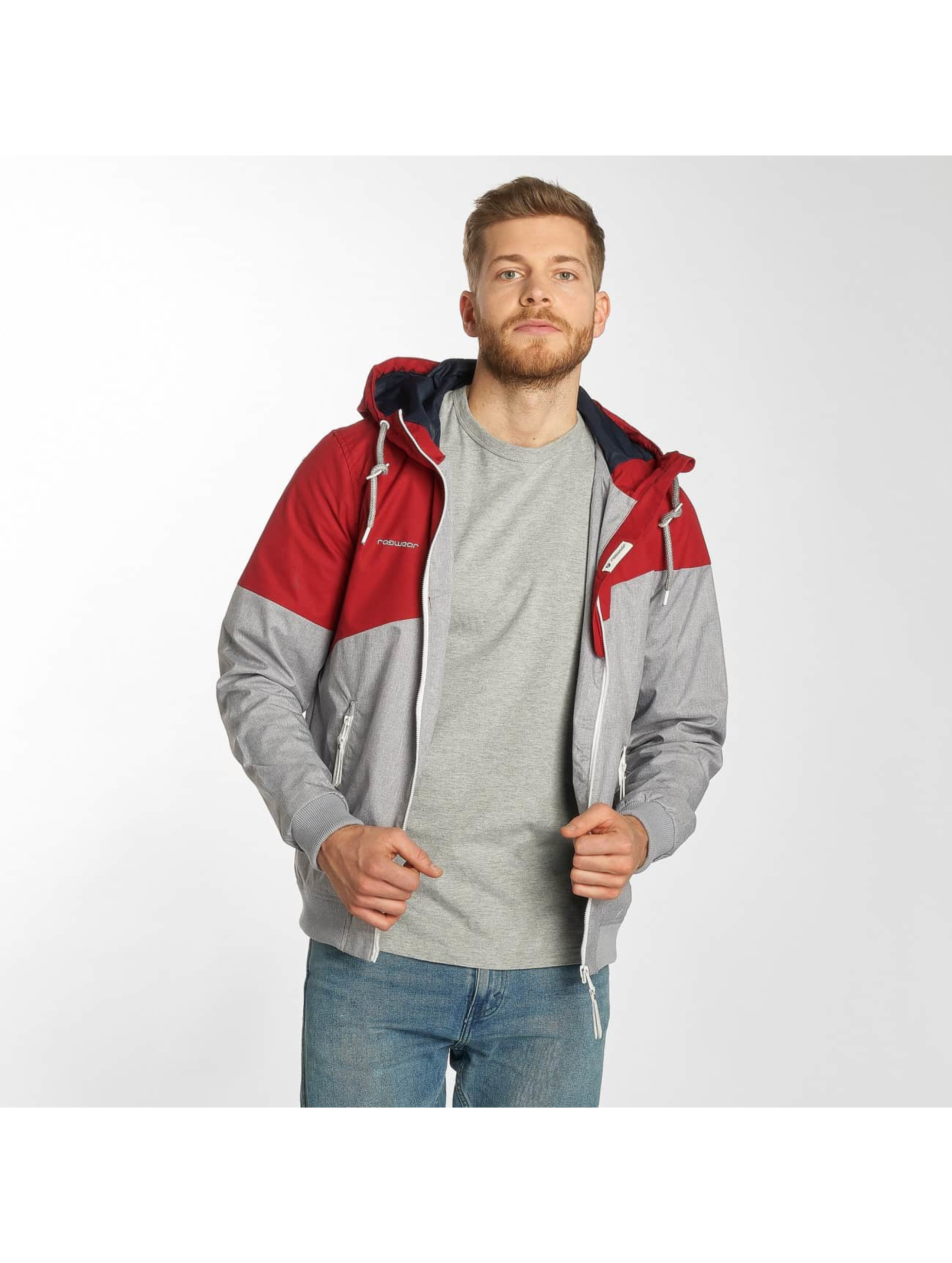 Ragwear Transitional Jackets Wings red