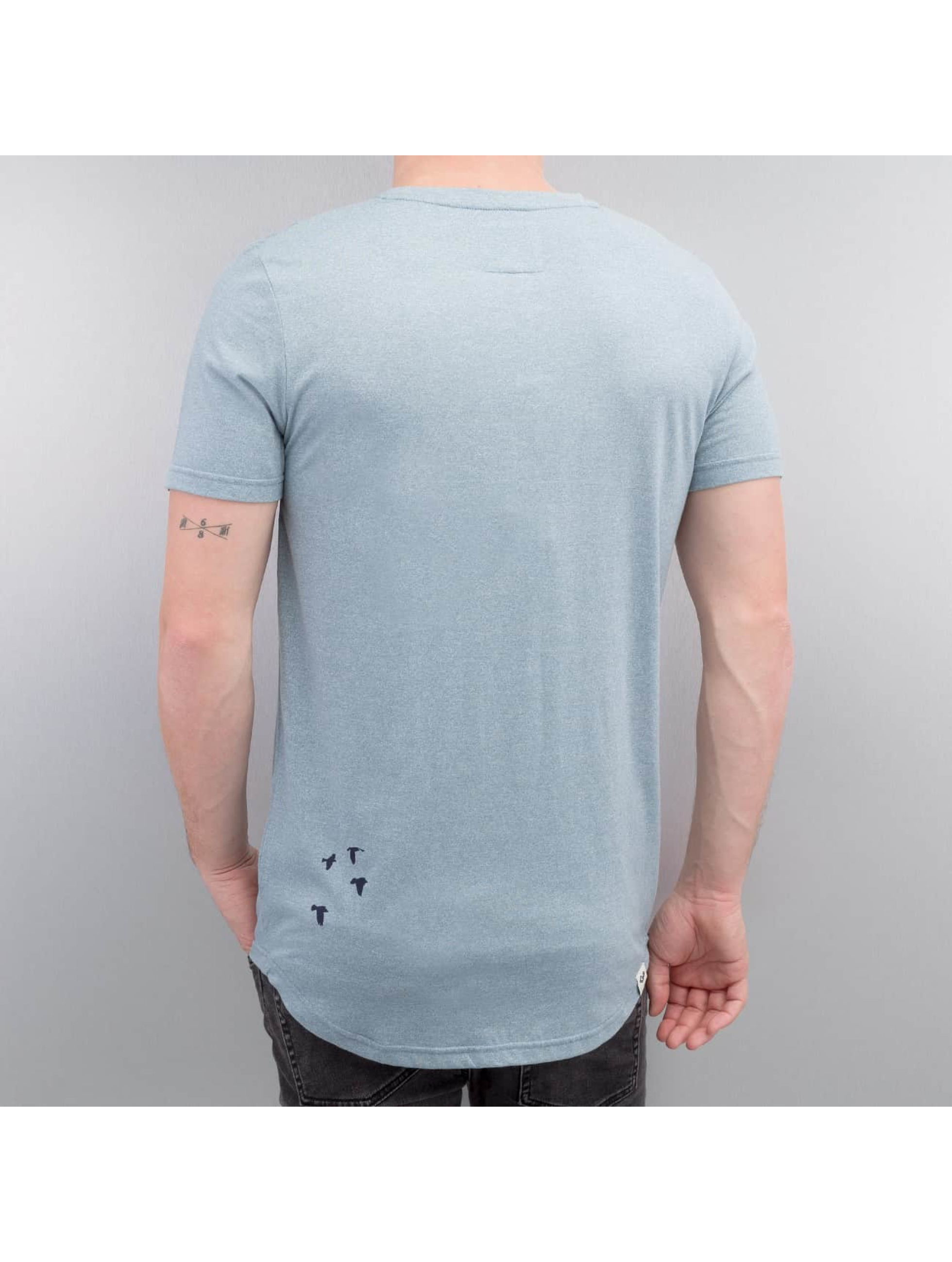 Ragwear Tričká Paul Organic modrá