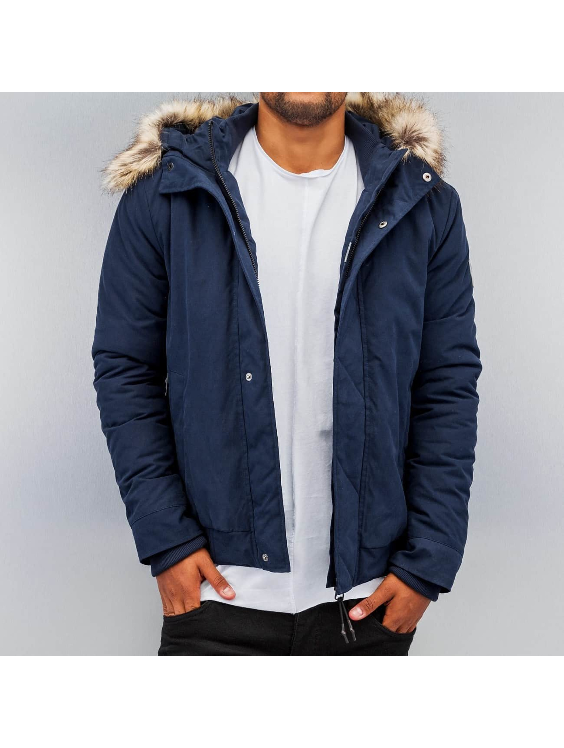 Ragwear Zimné bundy Dock modrá