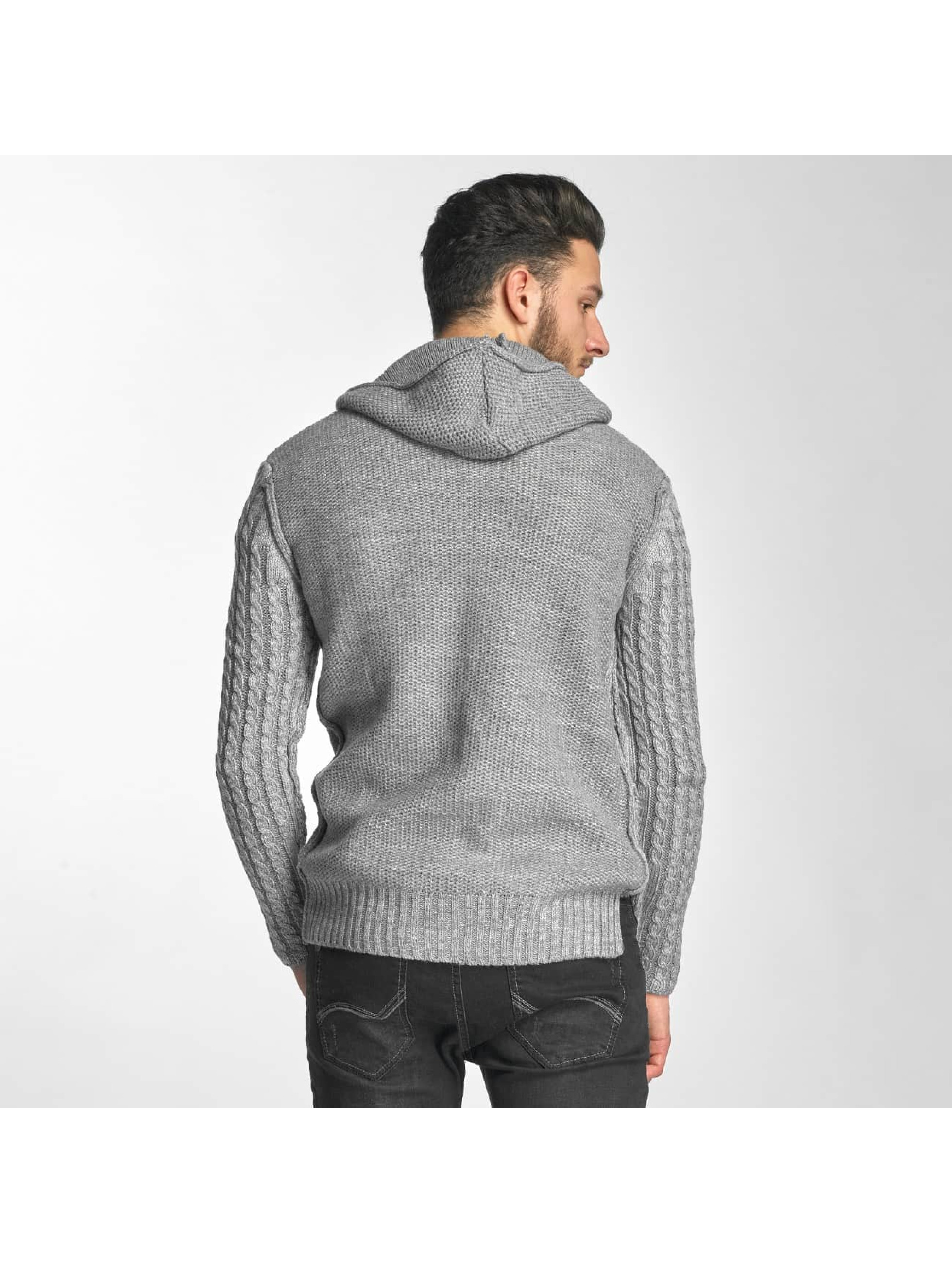 Red Bridge Cardigan Oslo gray