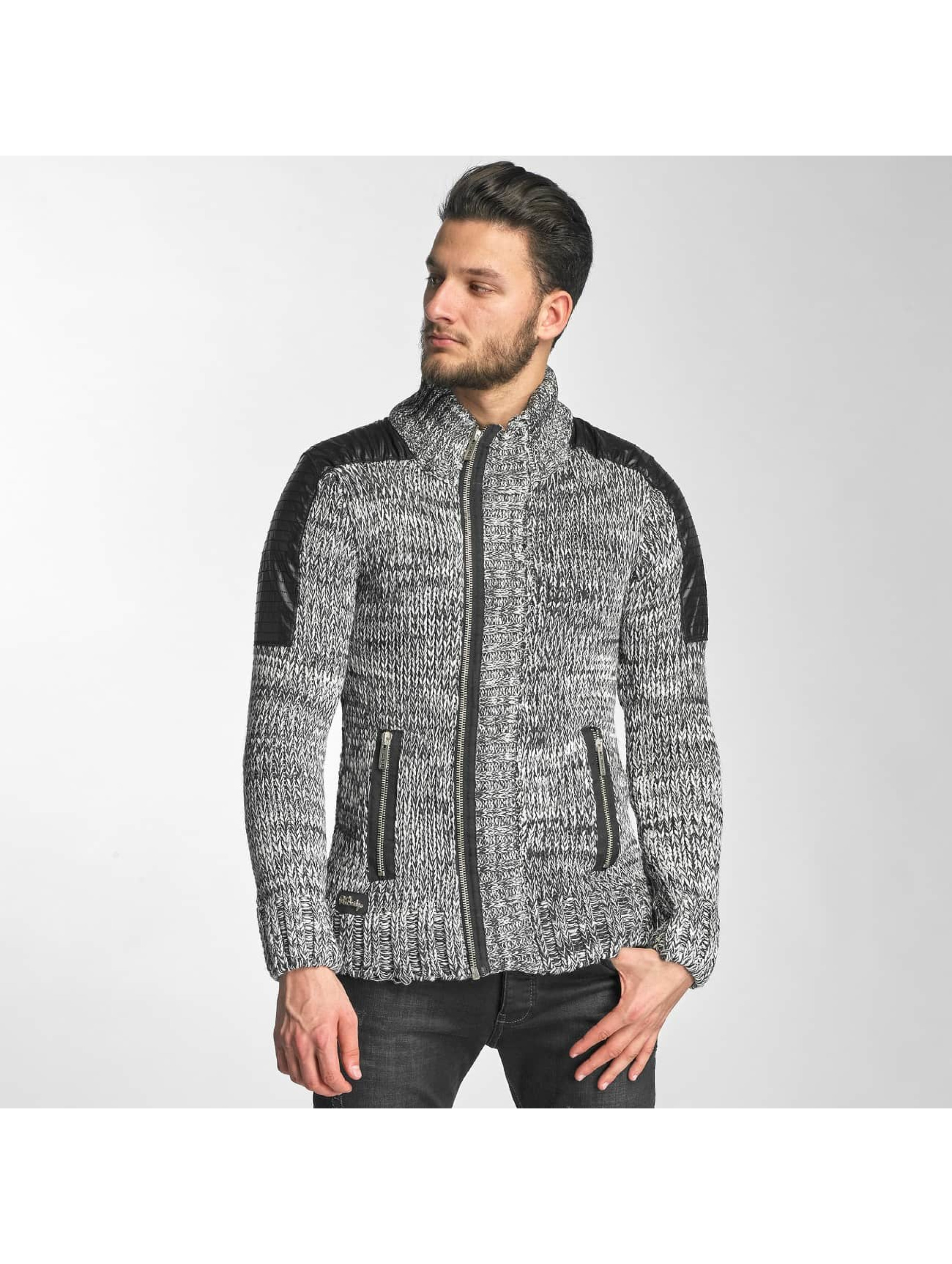 Red Bridge Cardigan Samara gray