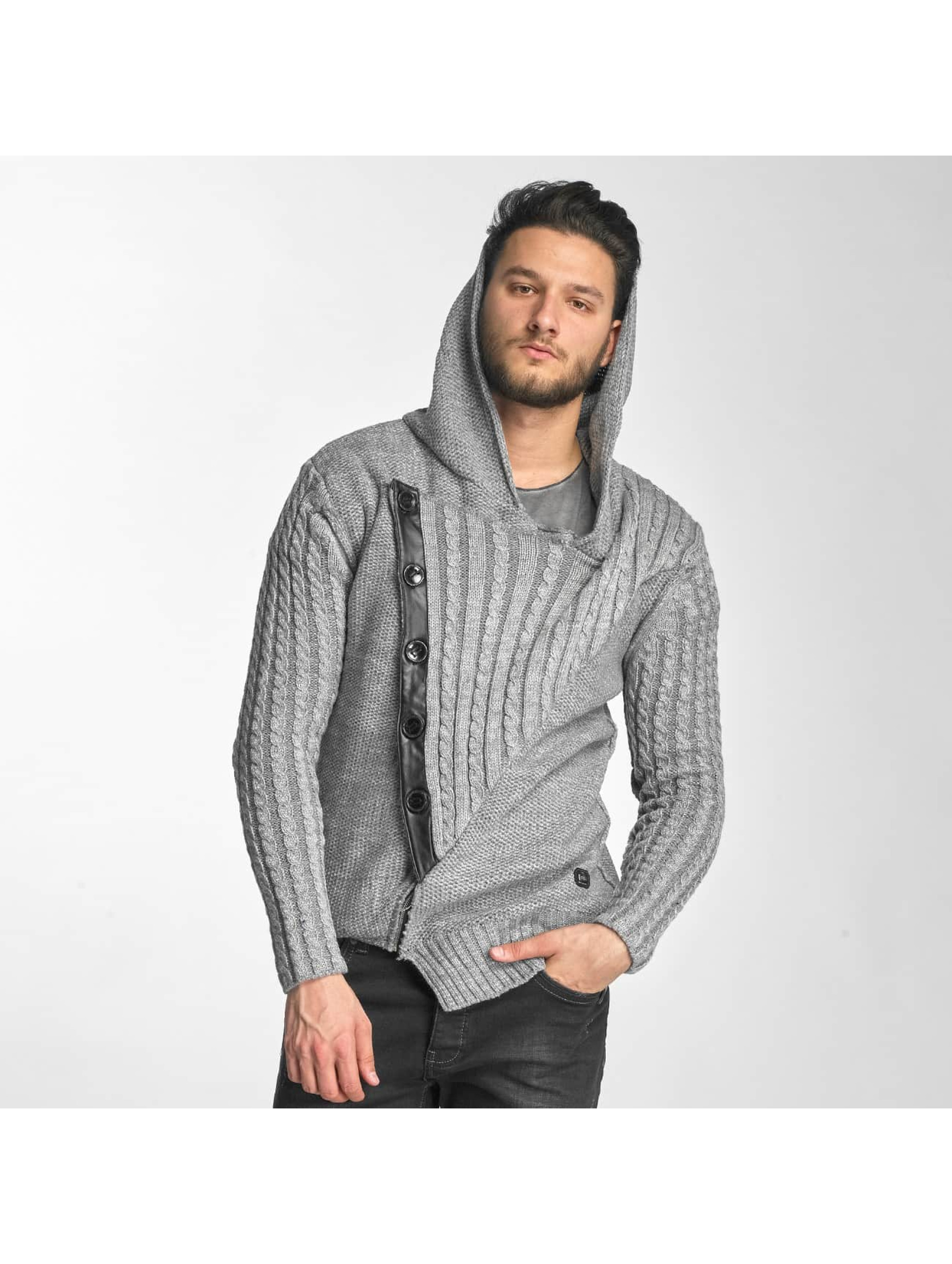 Red Bridge Cardigan Oslo gris