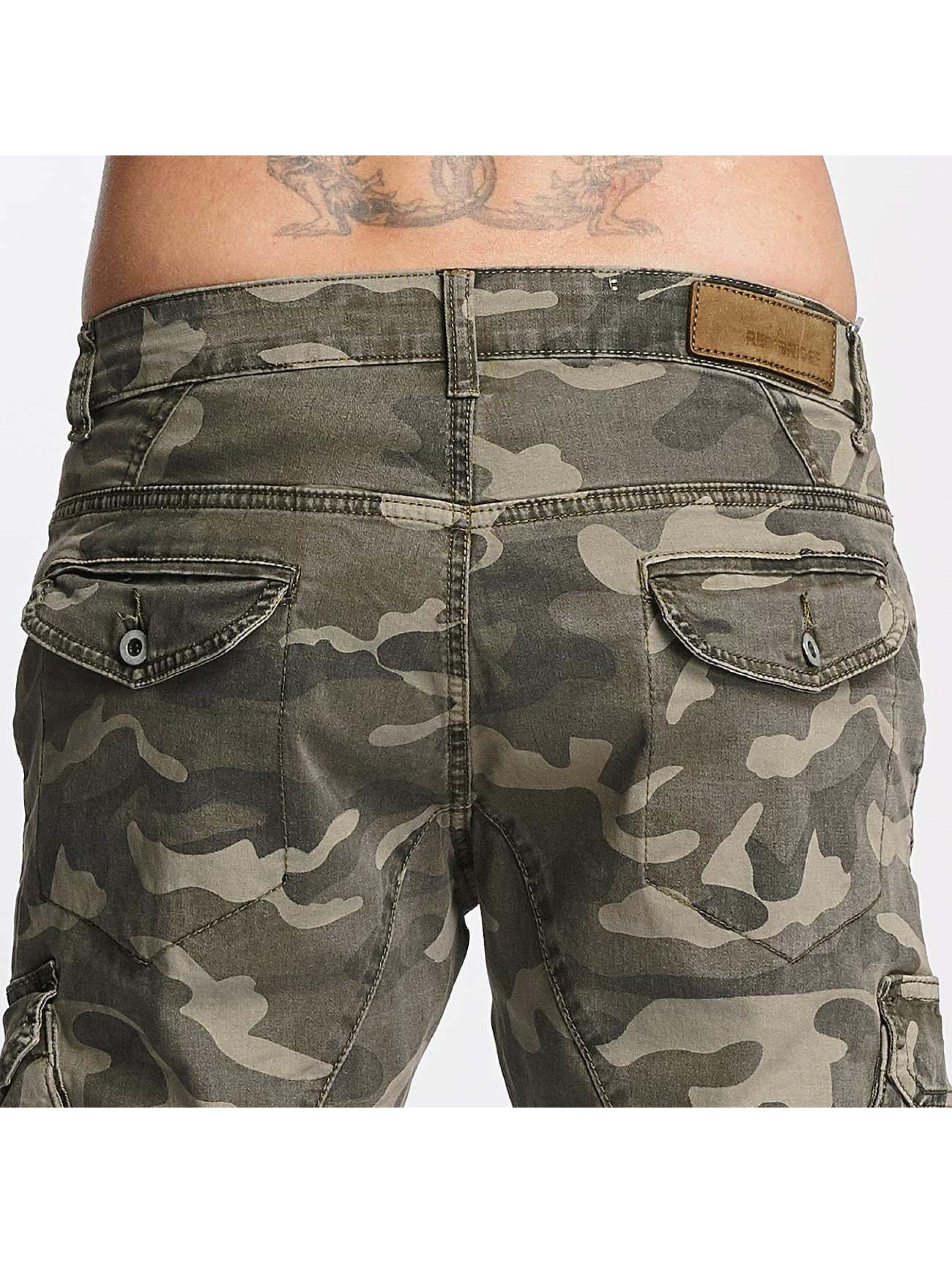 Red Bridge Cargo pants Army kamufláž