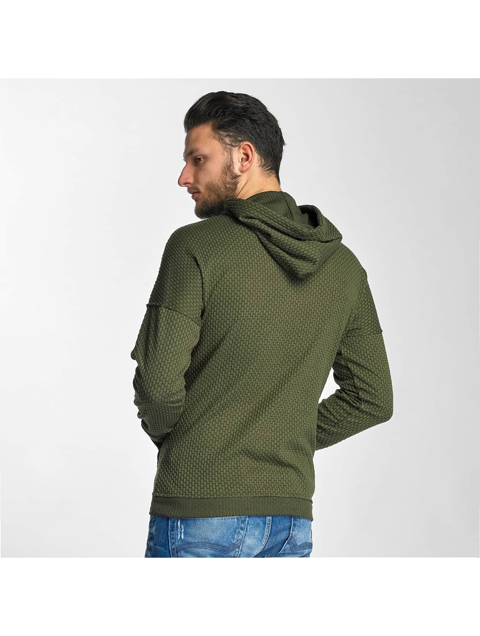 Red Bridge Hoodies Nameless Faces khaki