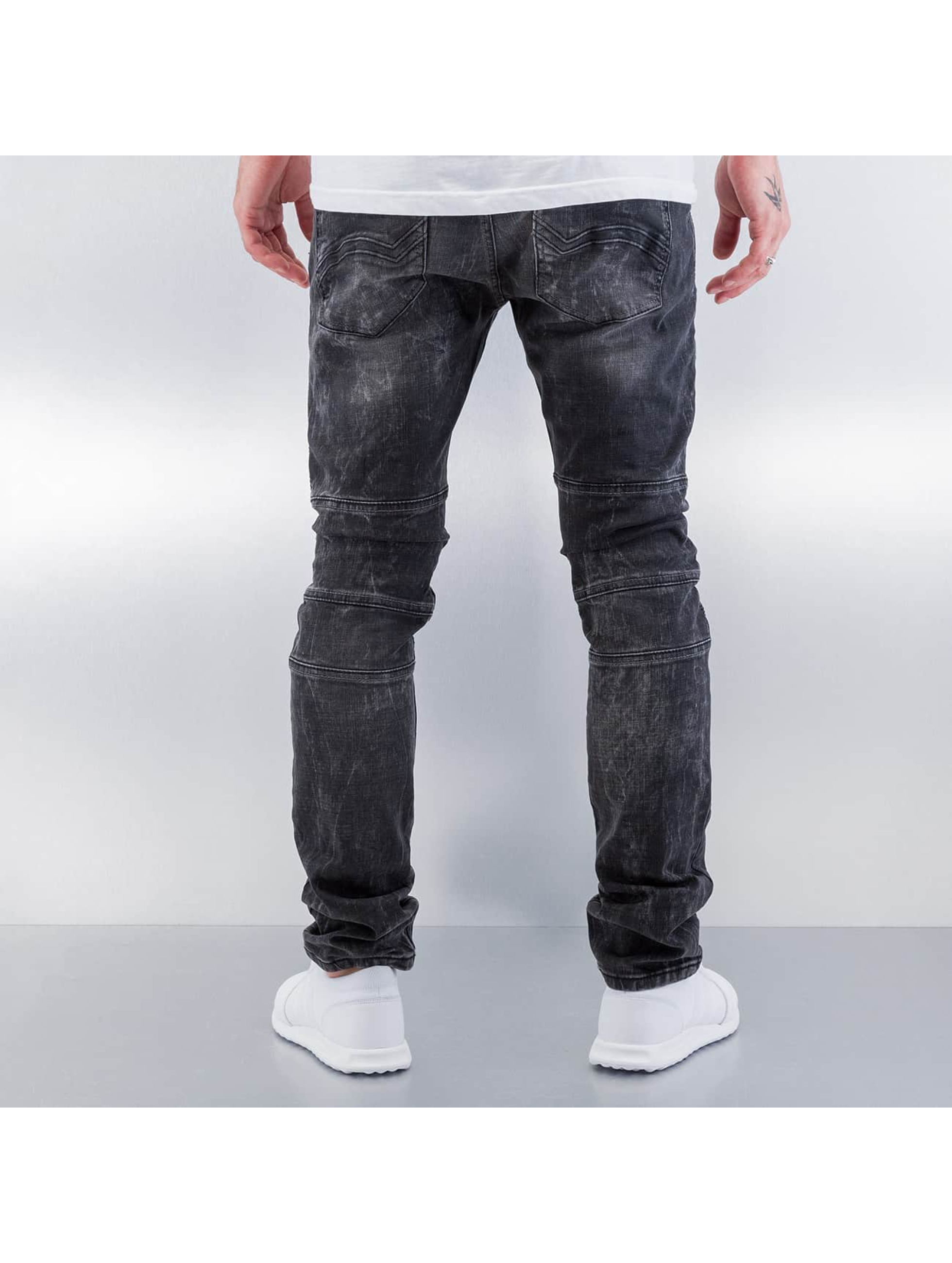 Red Bridge Jean coupe droite Crazy II noir