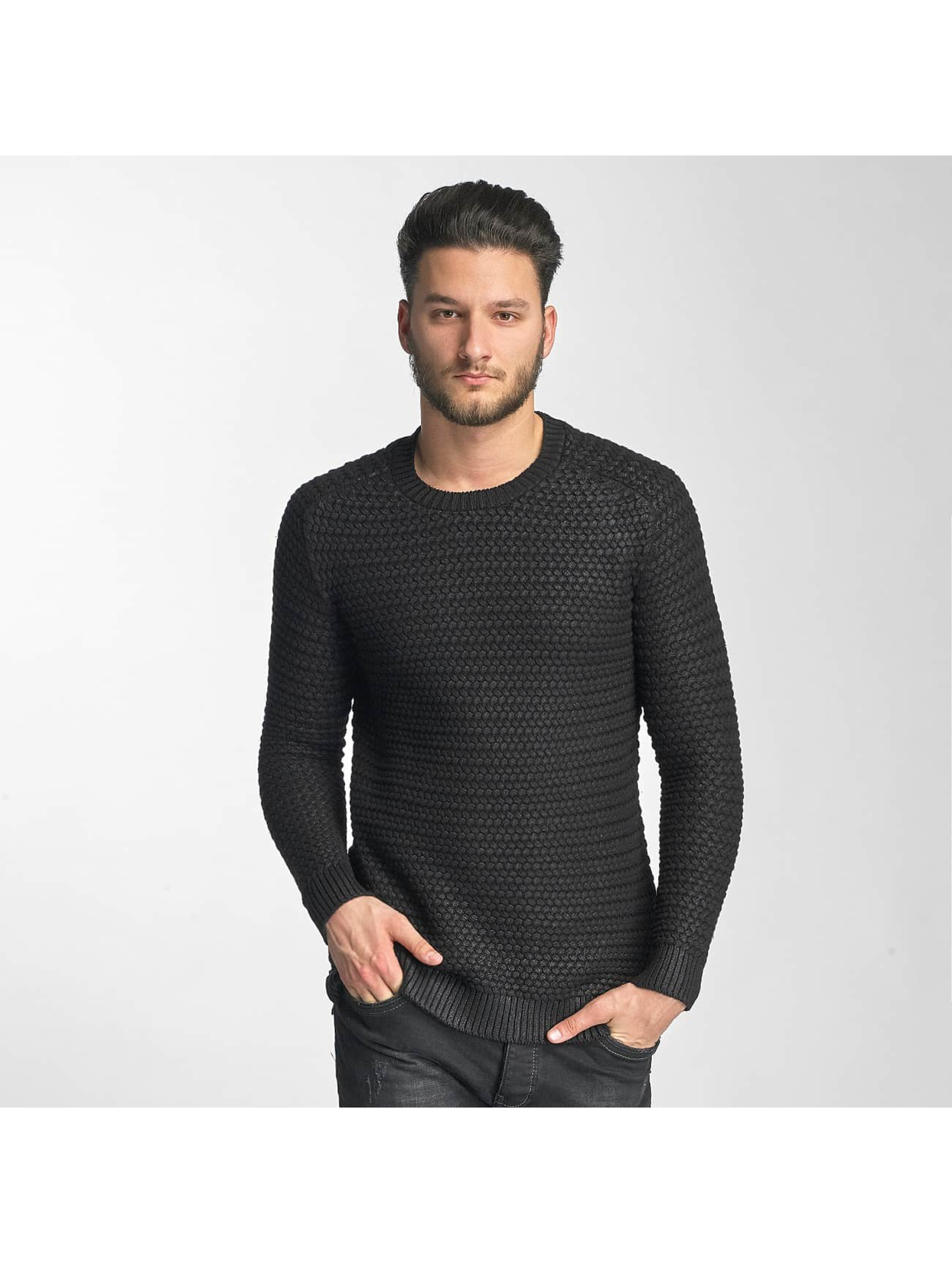 Red Bridge Jumper Maskat black
