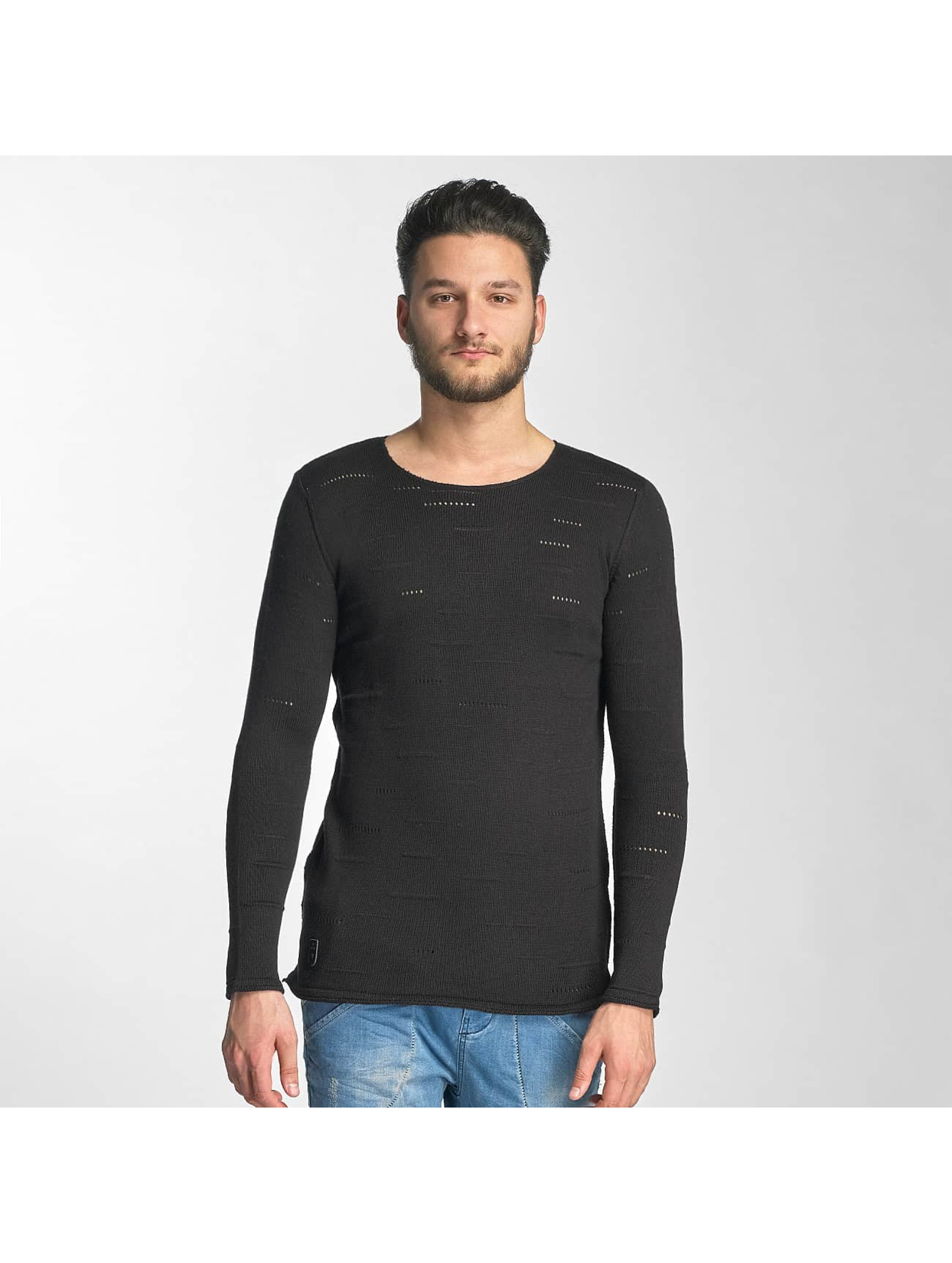 Red Bridge Jumper Knit black