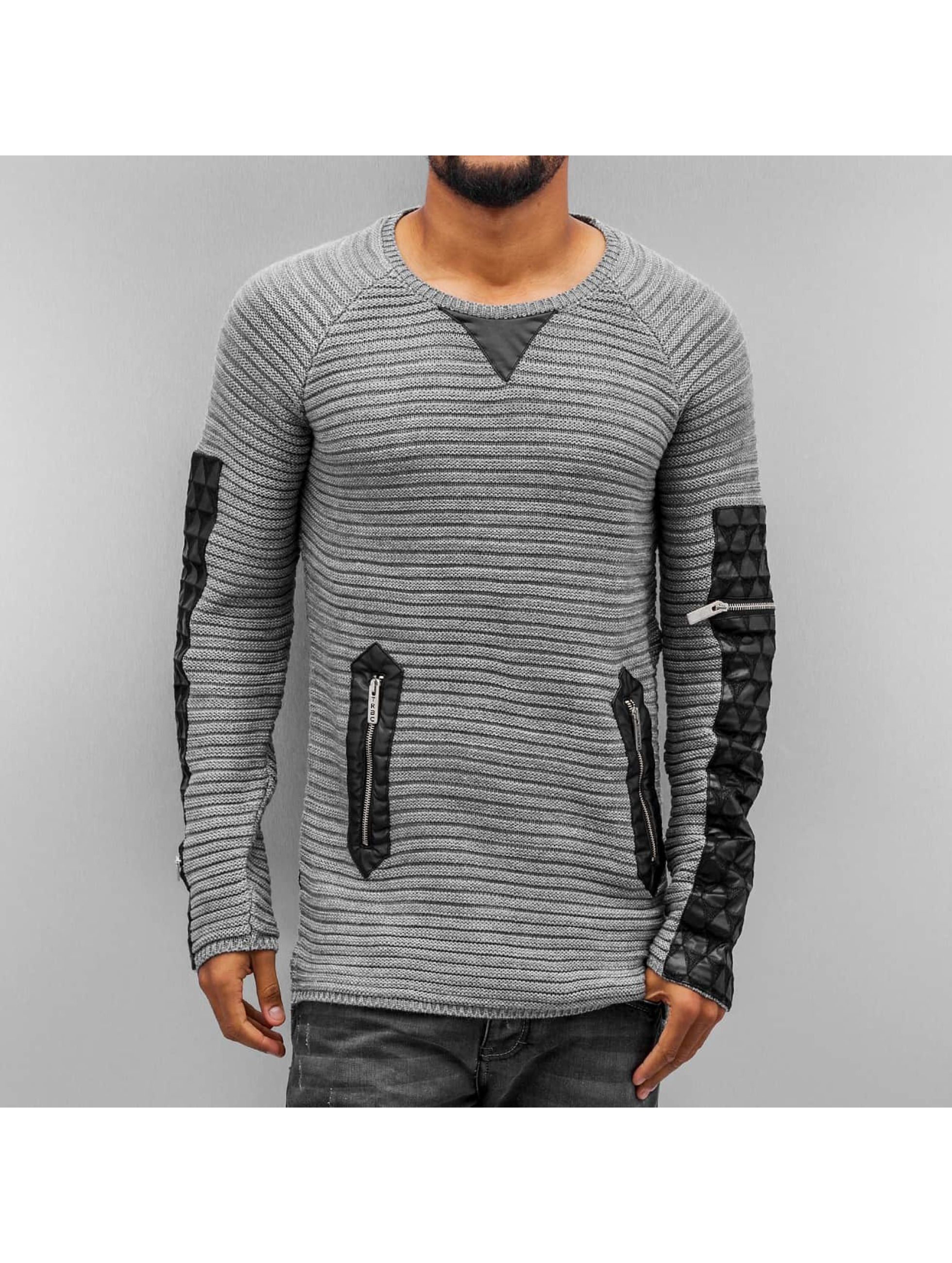 Red Bridge Jumper Paris grey