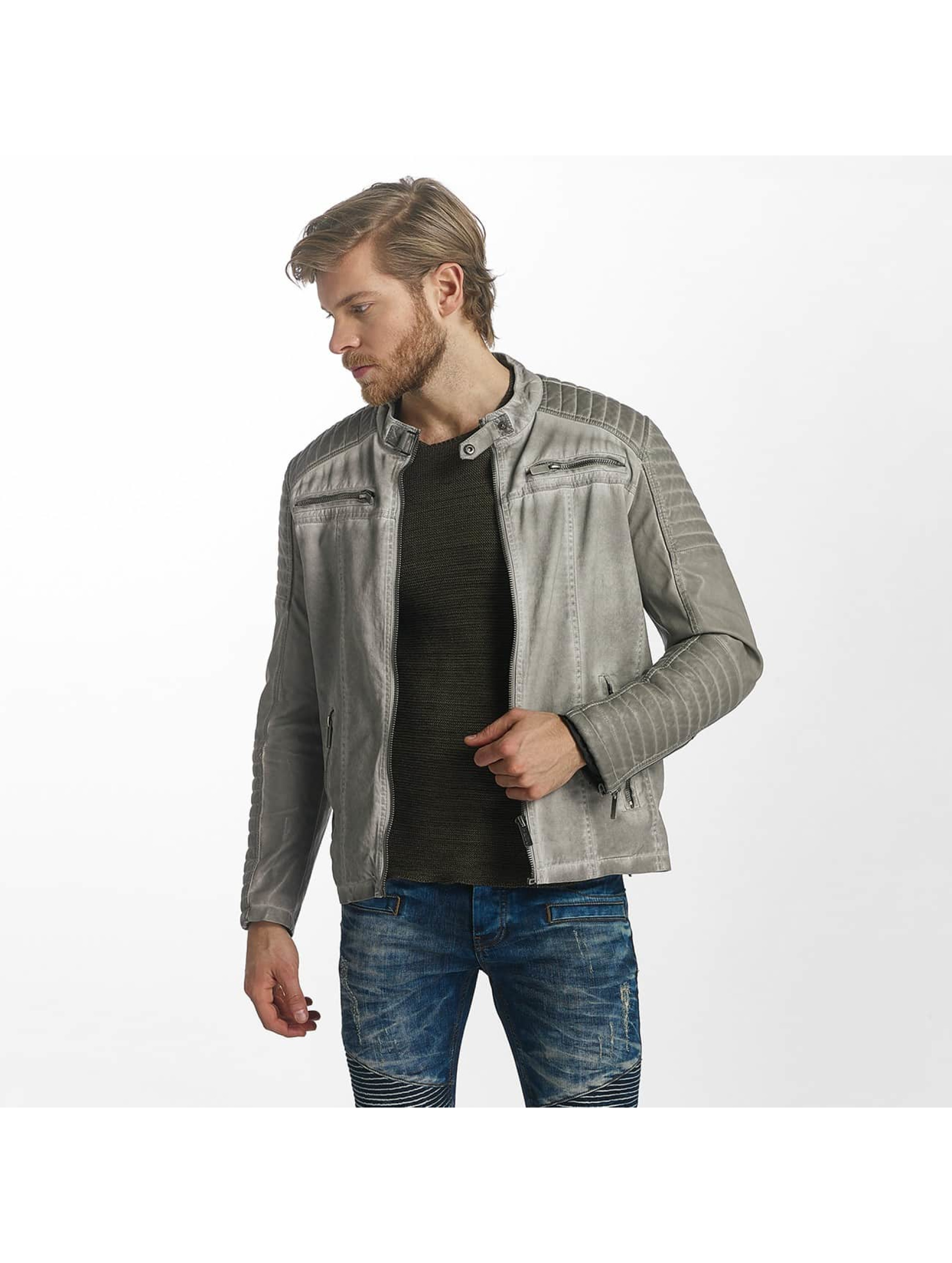Red Bridge Manteau hiver RB Biker L gris