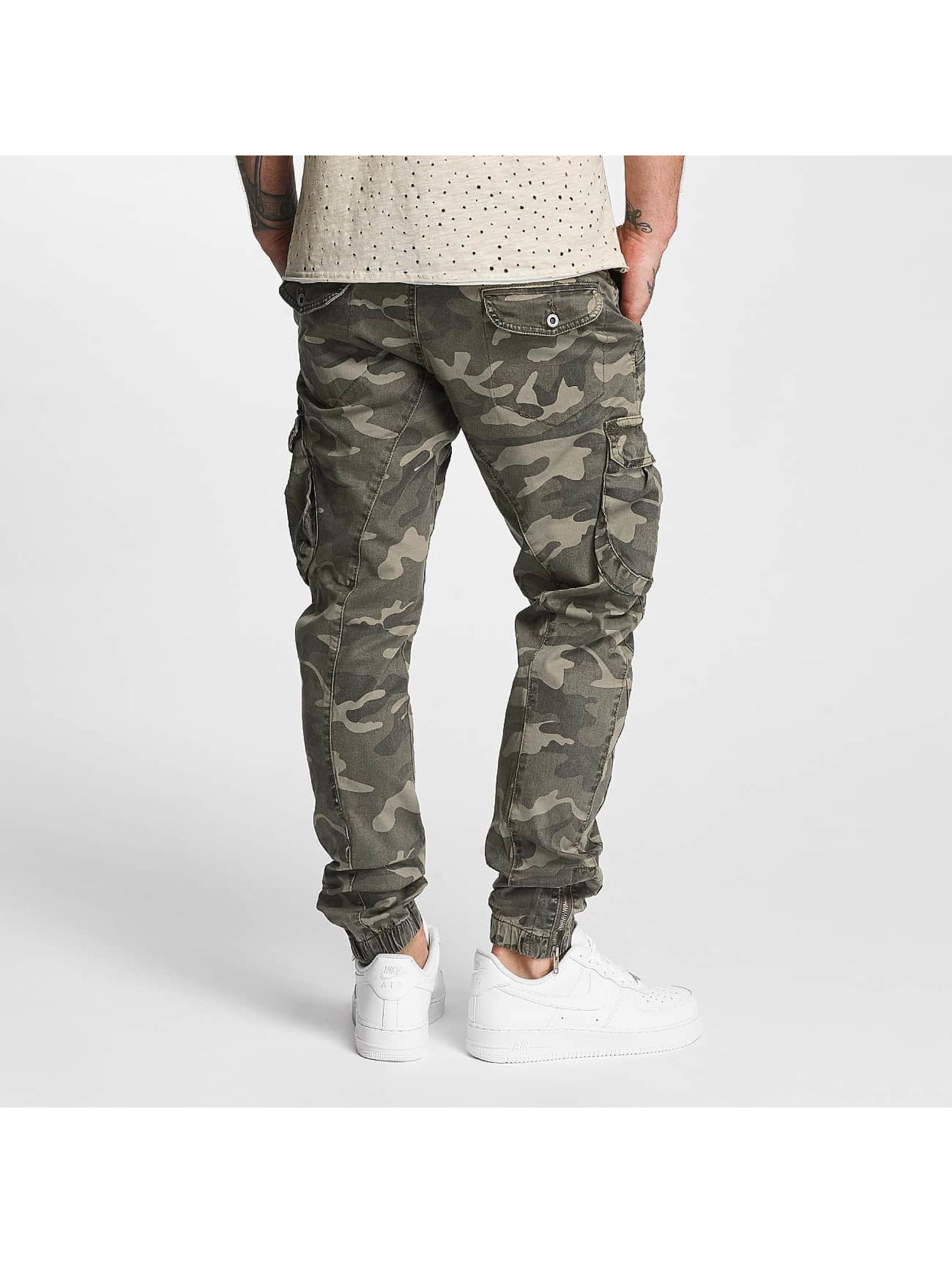 Red Bridge Pantalon cargo Army camouflage