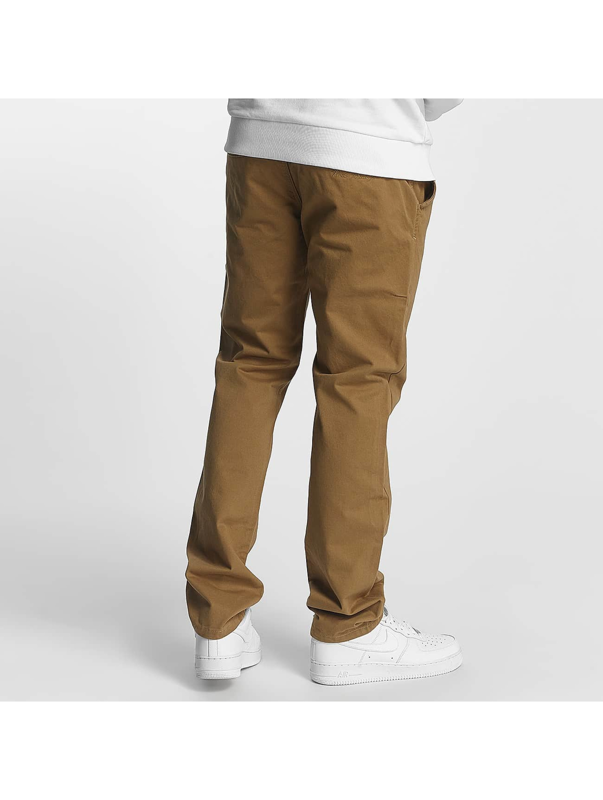 Red Bridge Pantalon chino Standard brun