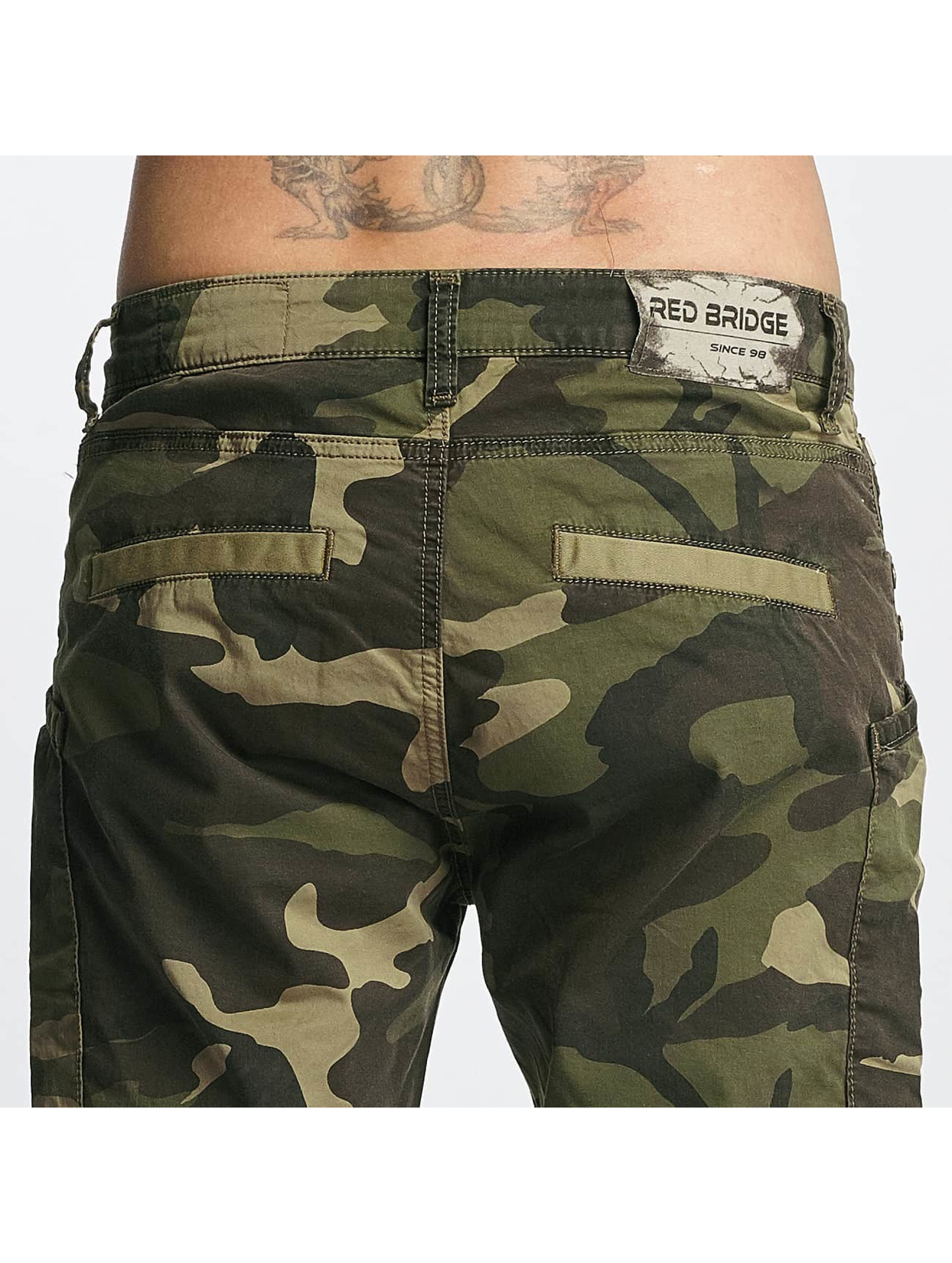 Red Bridge Short Capri camouflage