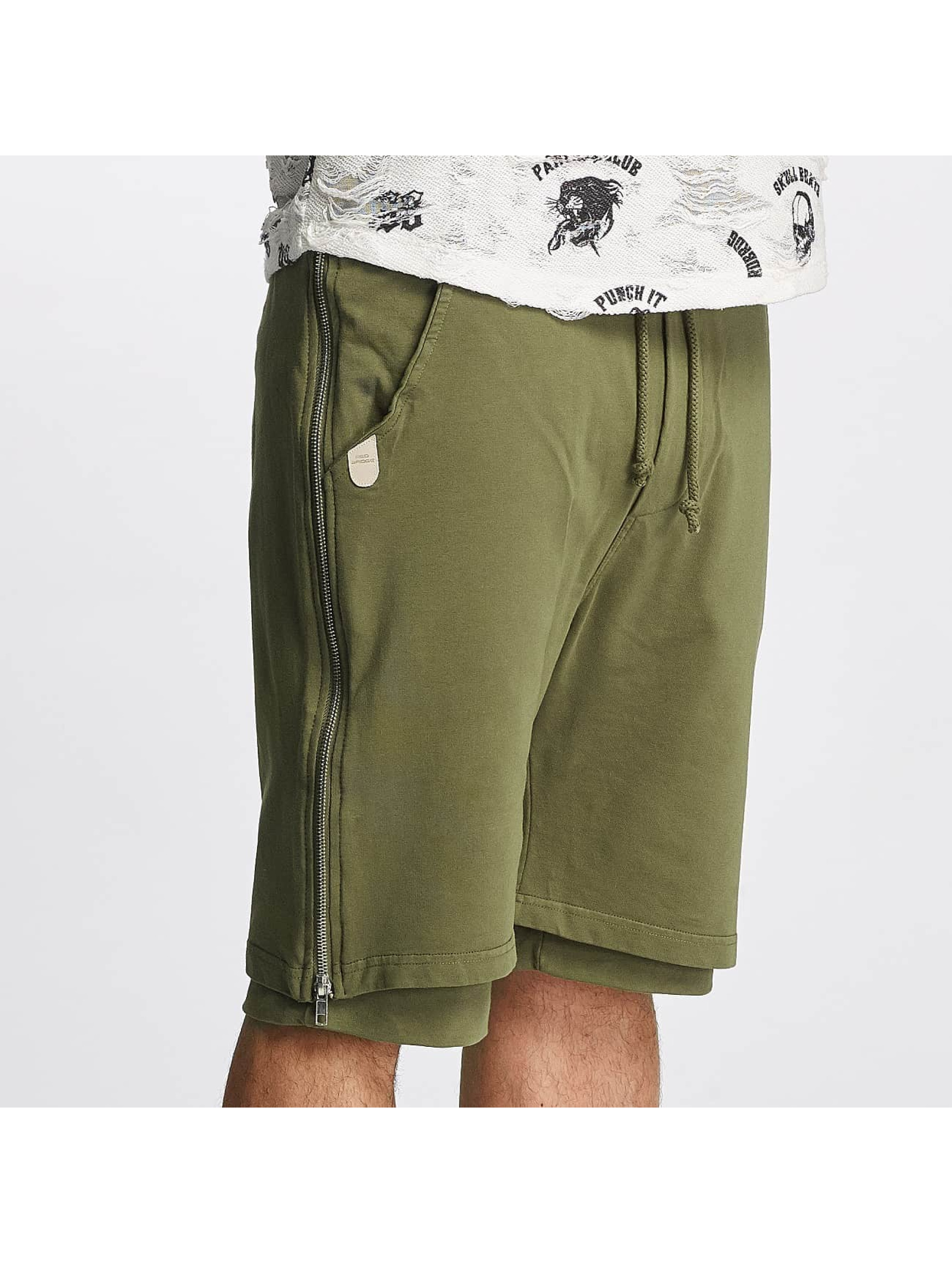 Red Bridge Short Two Layers olive
