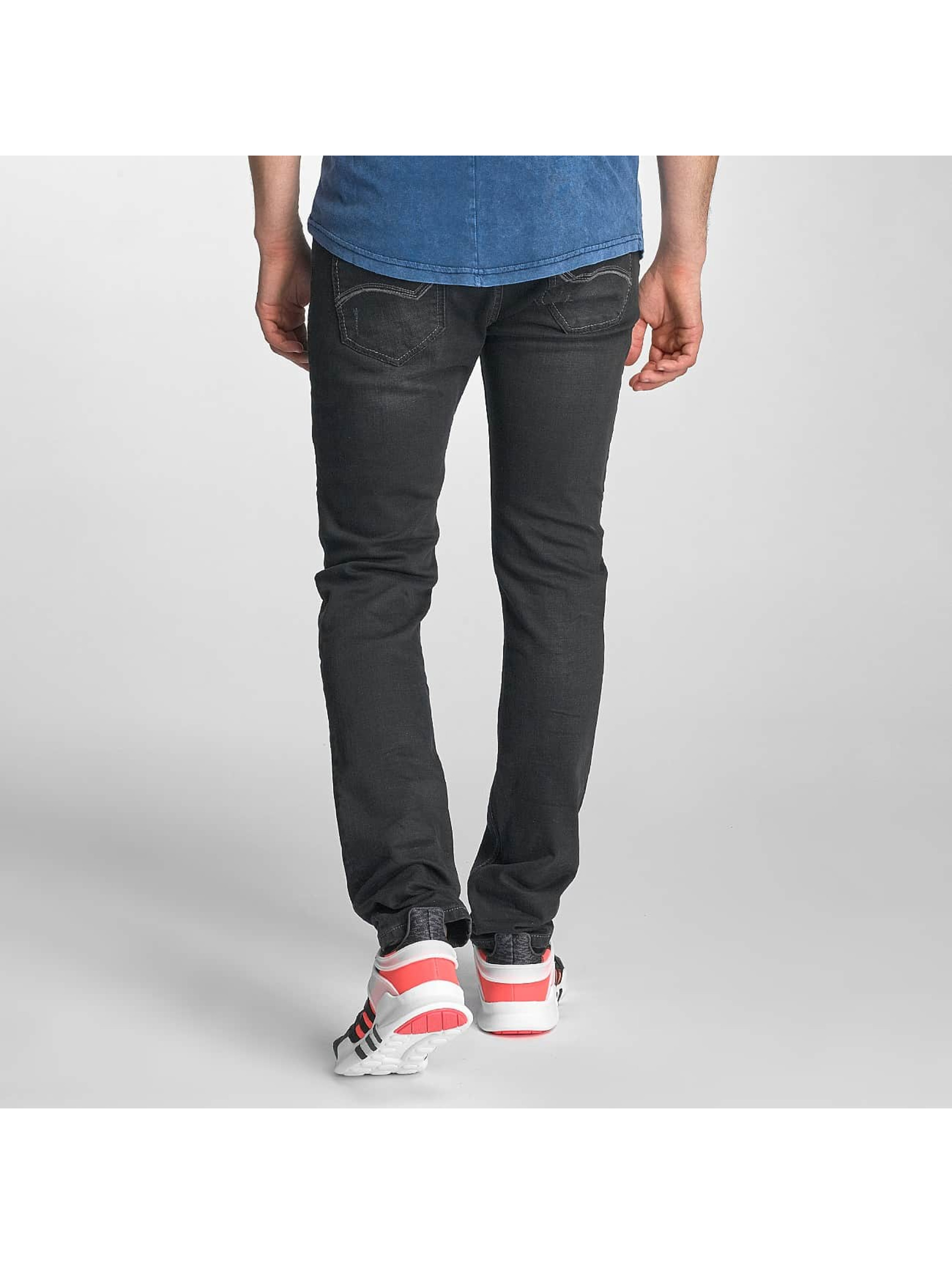 Red Bridge Slim Fit Jeans Baku black
