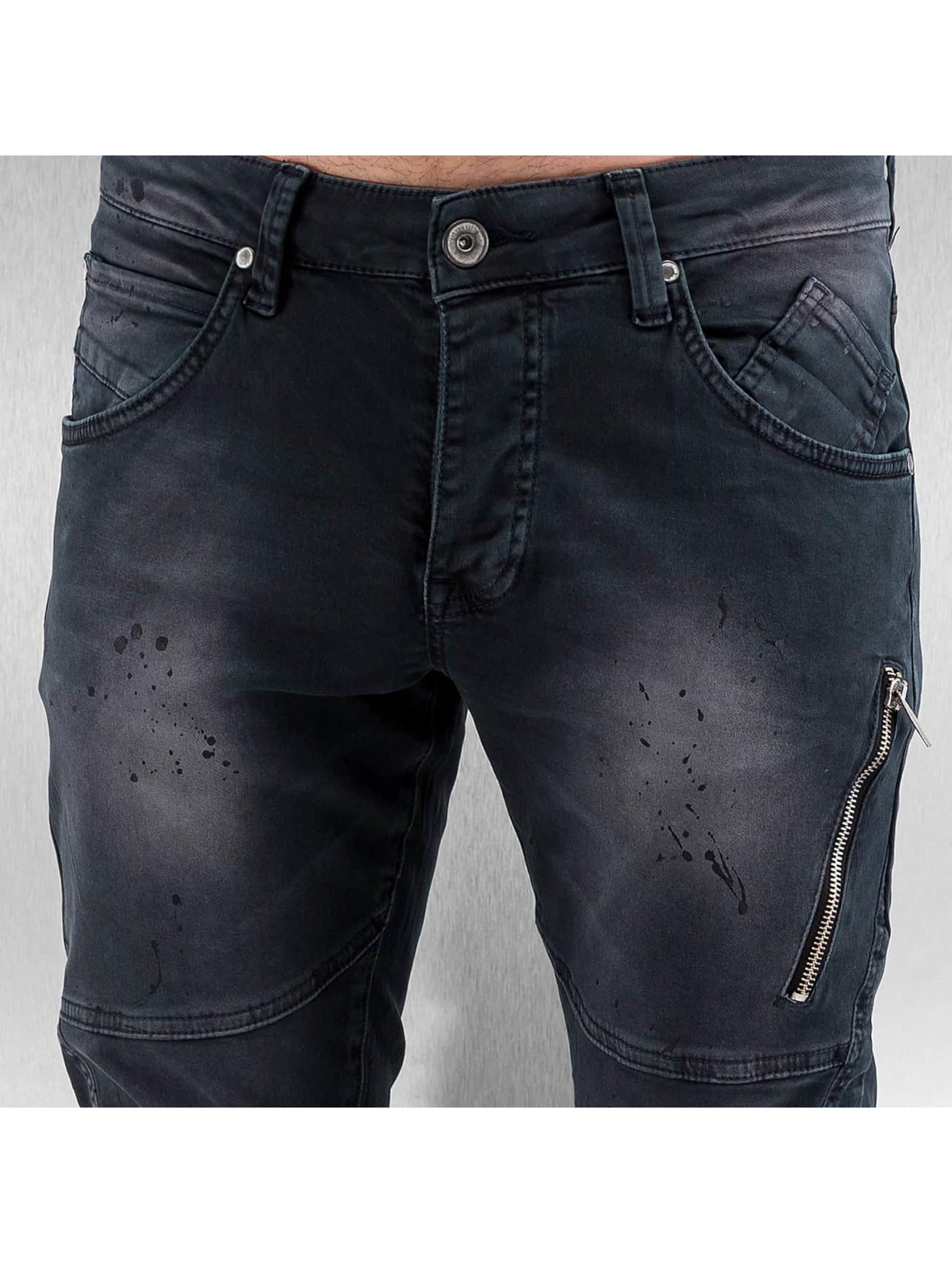 Red Bridge Slim Fit Jeans Nevio blau