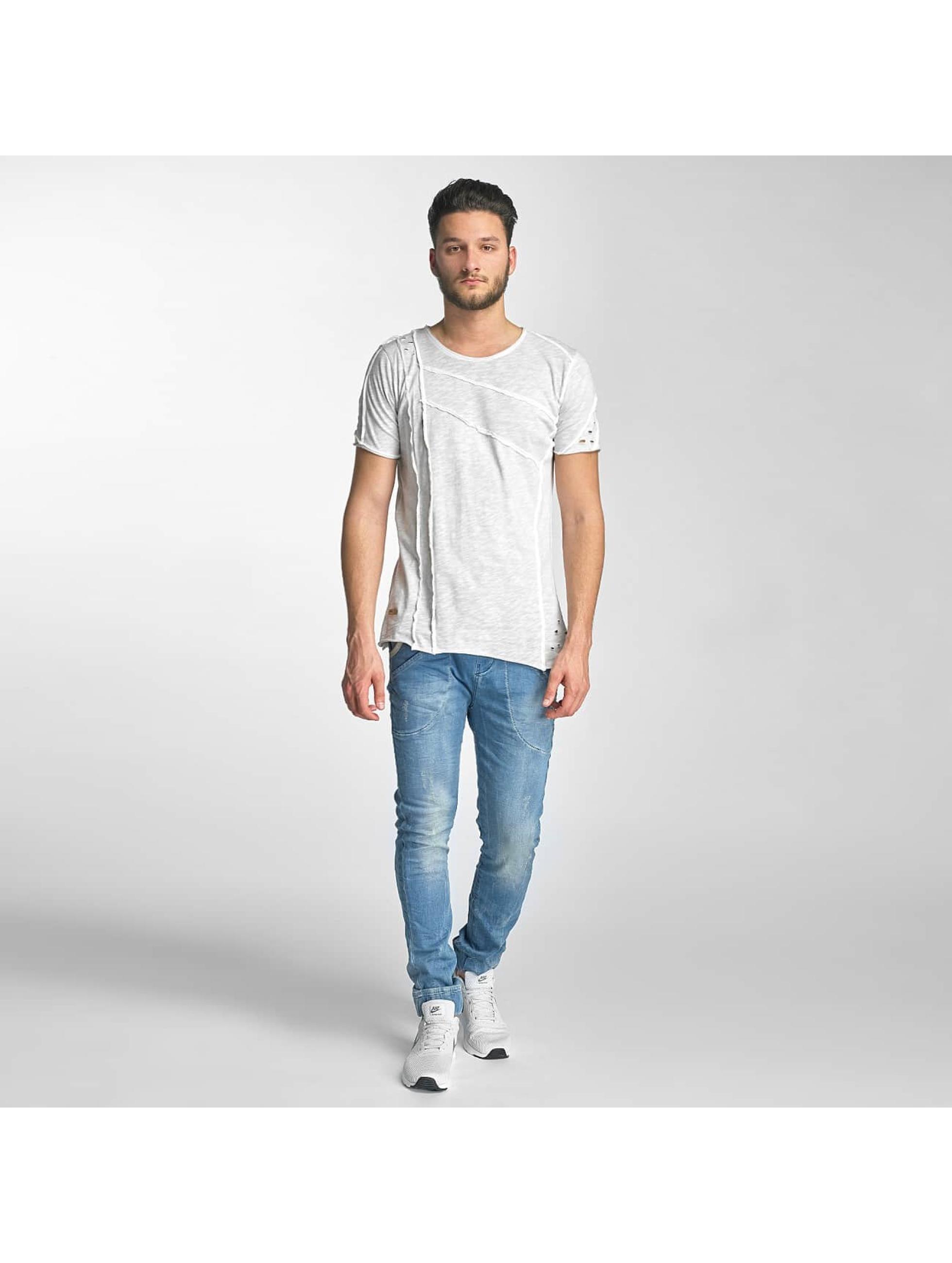 Red Bridge Slim Fit Jeans Performence blauw
