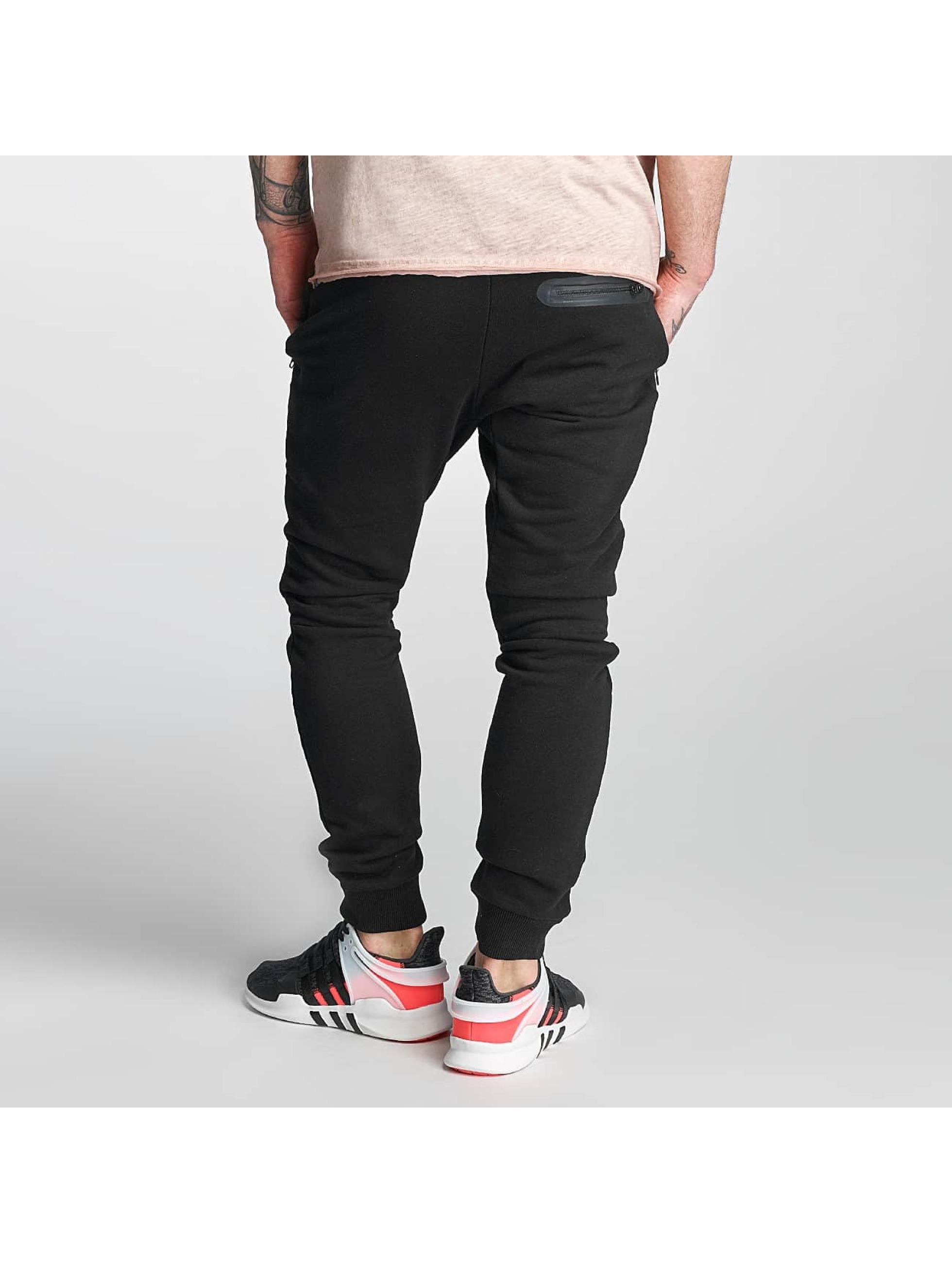 Red Bridge Spodnie do joggingu Netted czarny