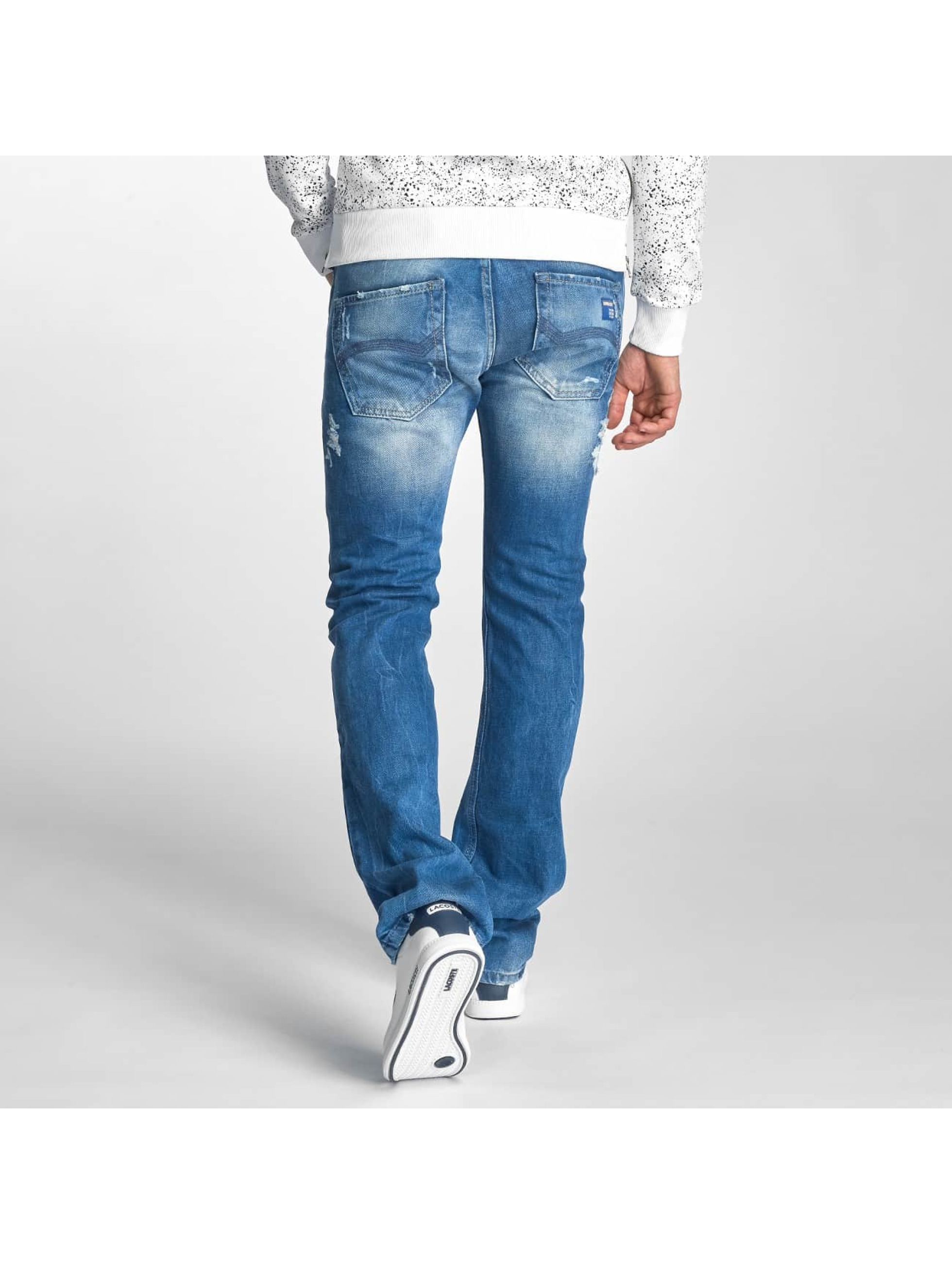 Red Bridge Straight Fit Jeans Ischewsk blå
