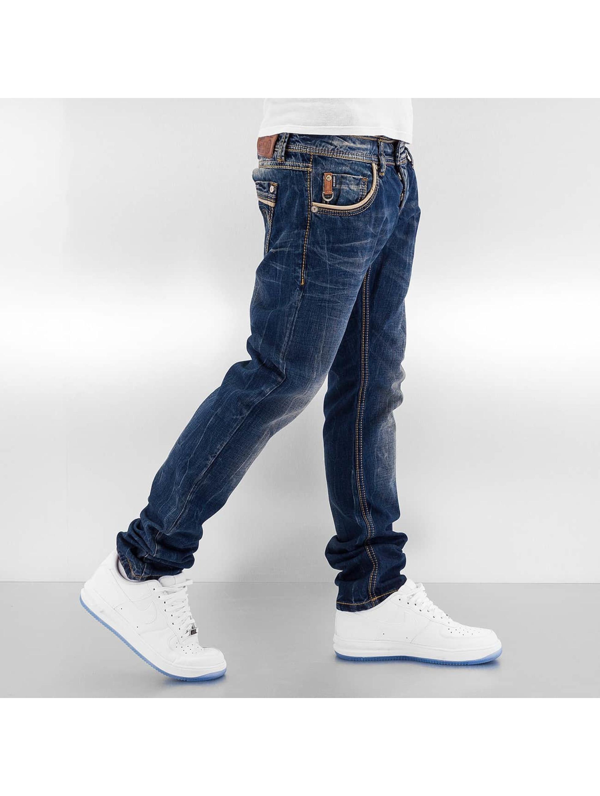 red bridge herren straight fit jeans two waist in blau 245610. Black Bedroom Furniture Sets. Home Design Ideas