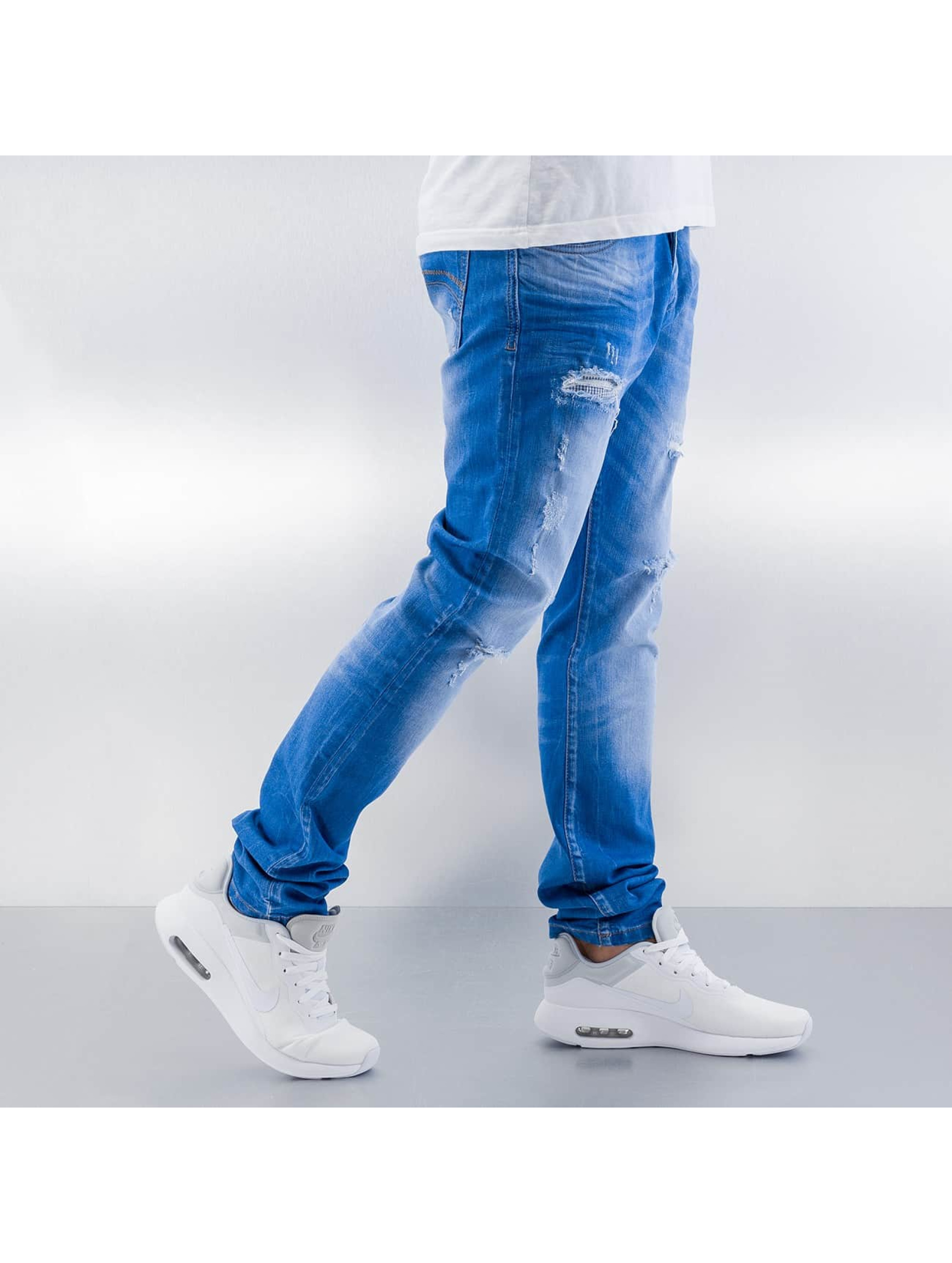 Red Bridge Straight Fit Jeans Soul blau
