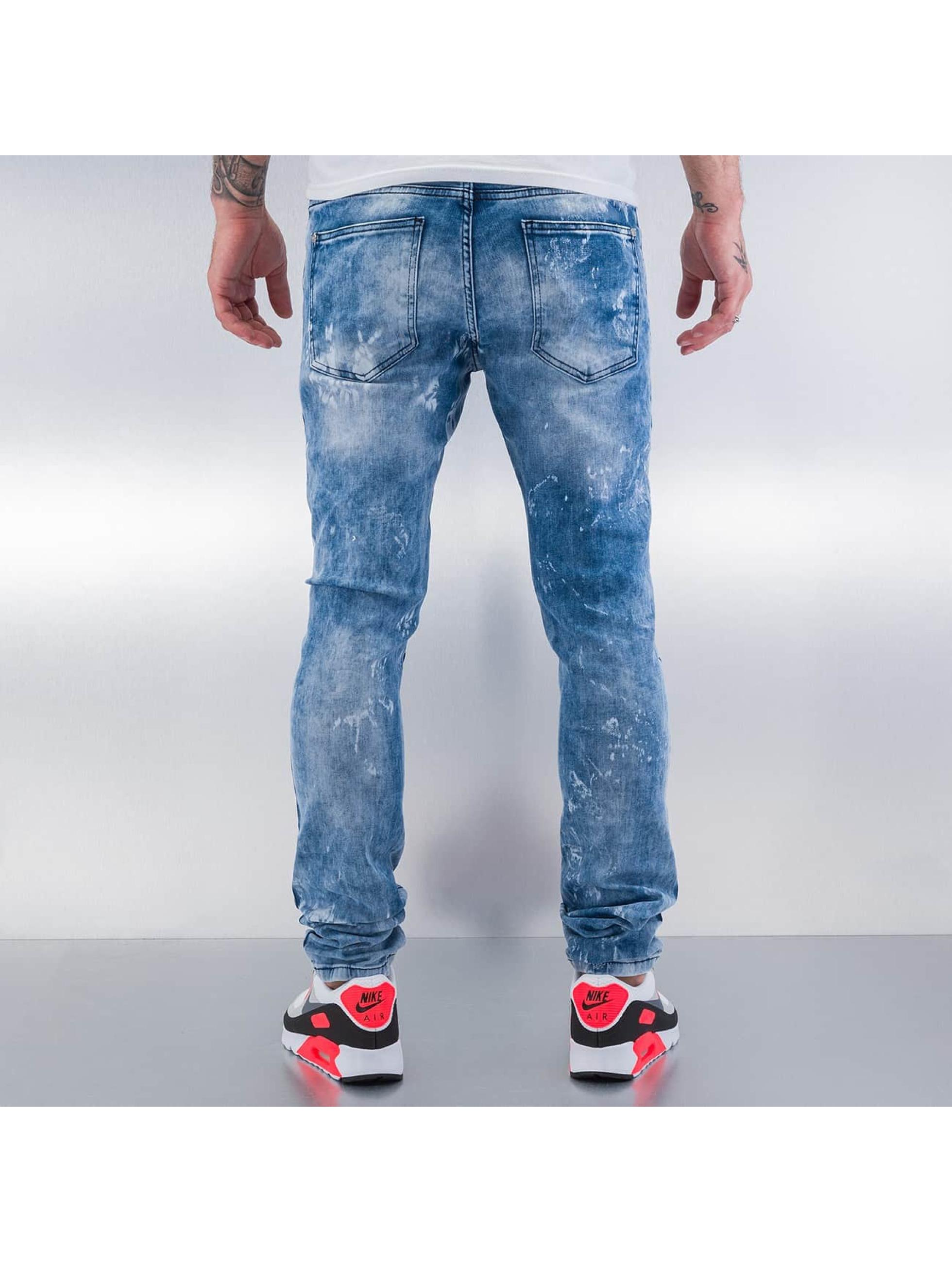 Red Bridge Straight Fit Jeans Storm blau