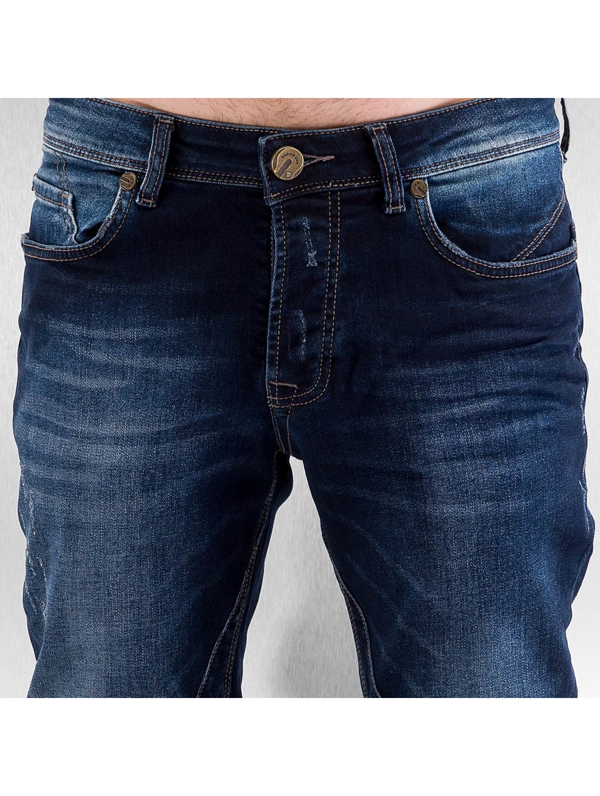 Red Bridge Straight Fit Jeans Hilario blau