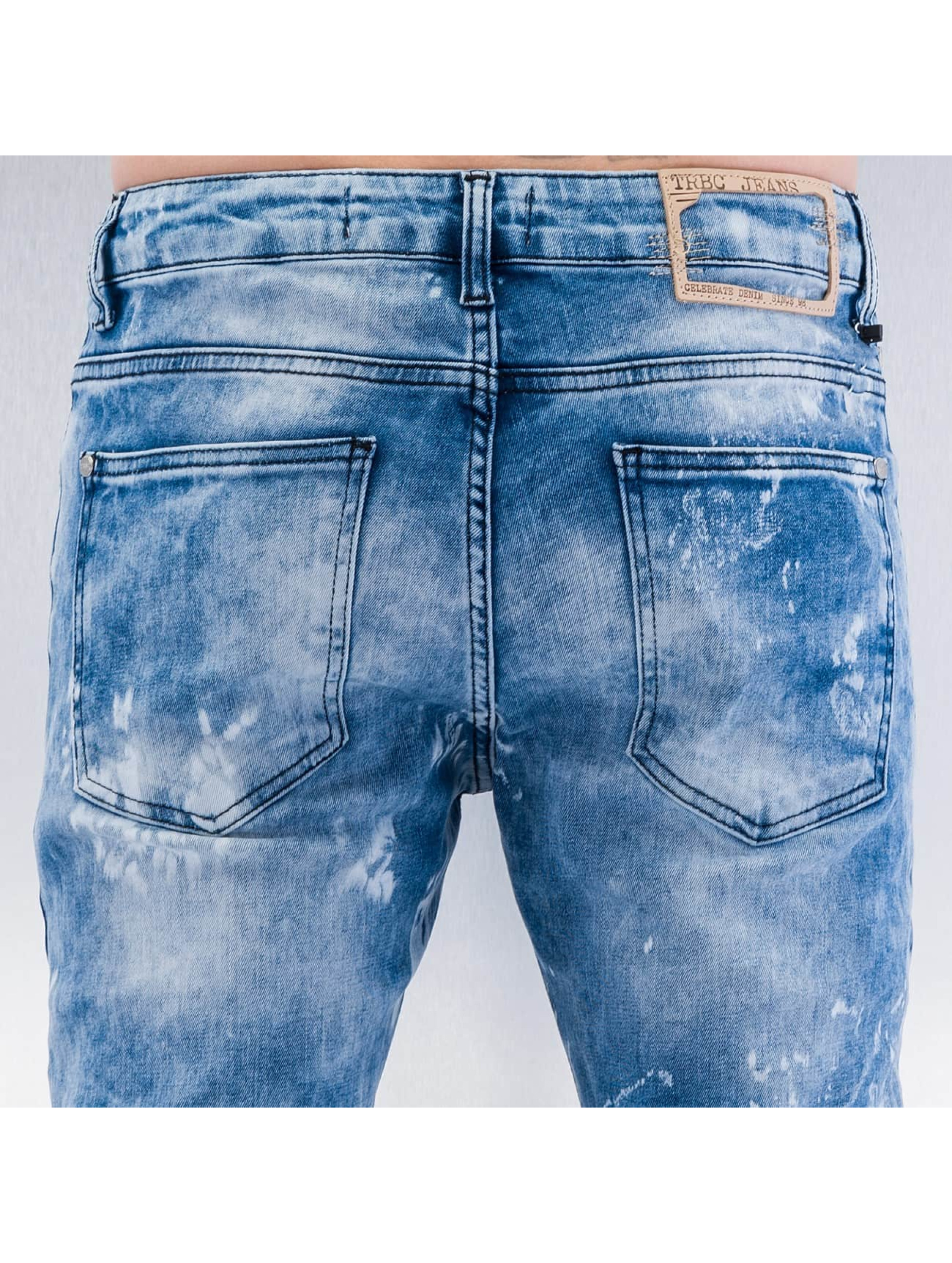 Red Bridge Straight fit jeans Storm blauw