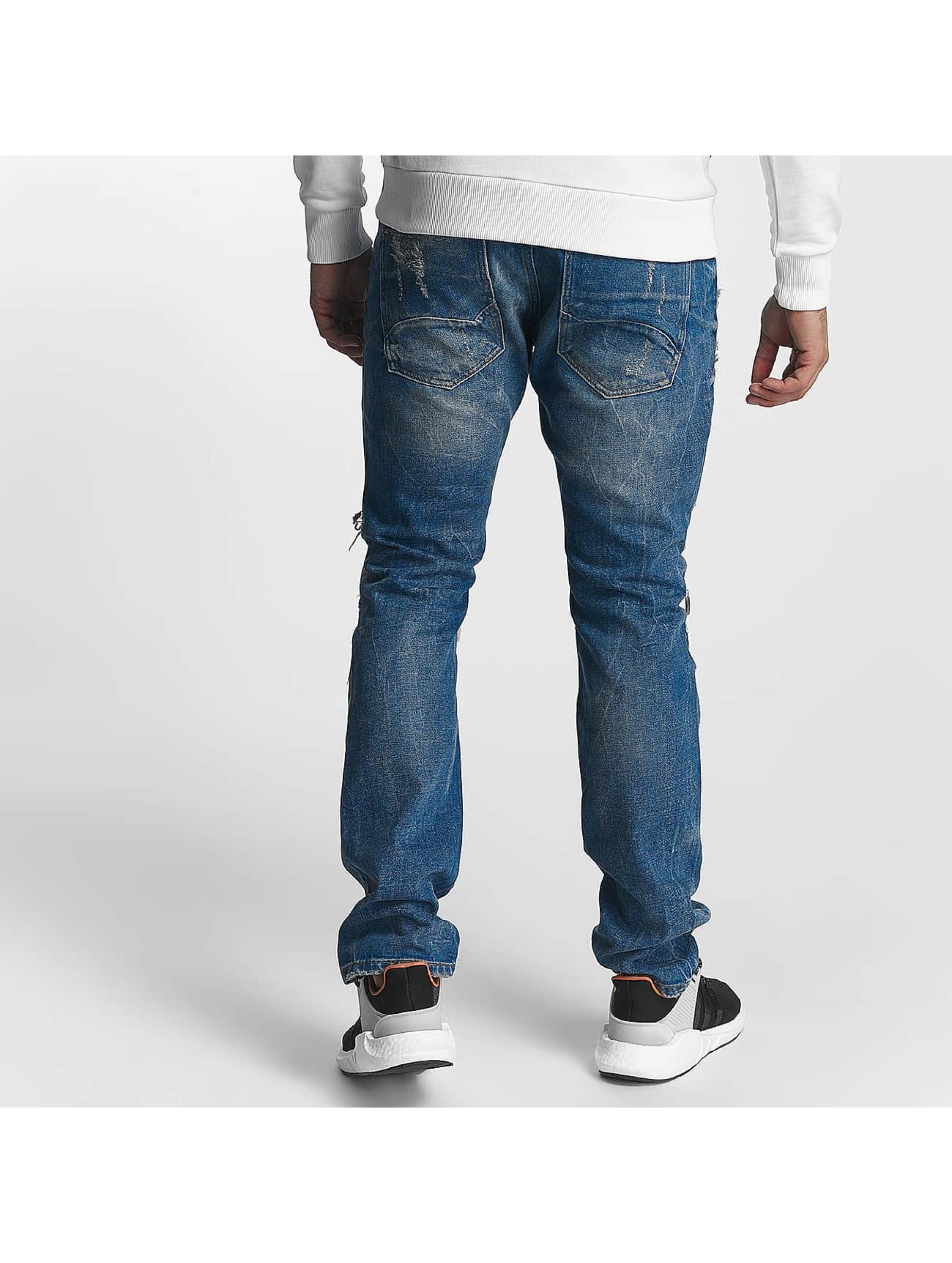 Red Bridge Straight fit jeans Straight Fi blauw