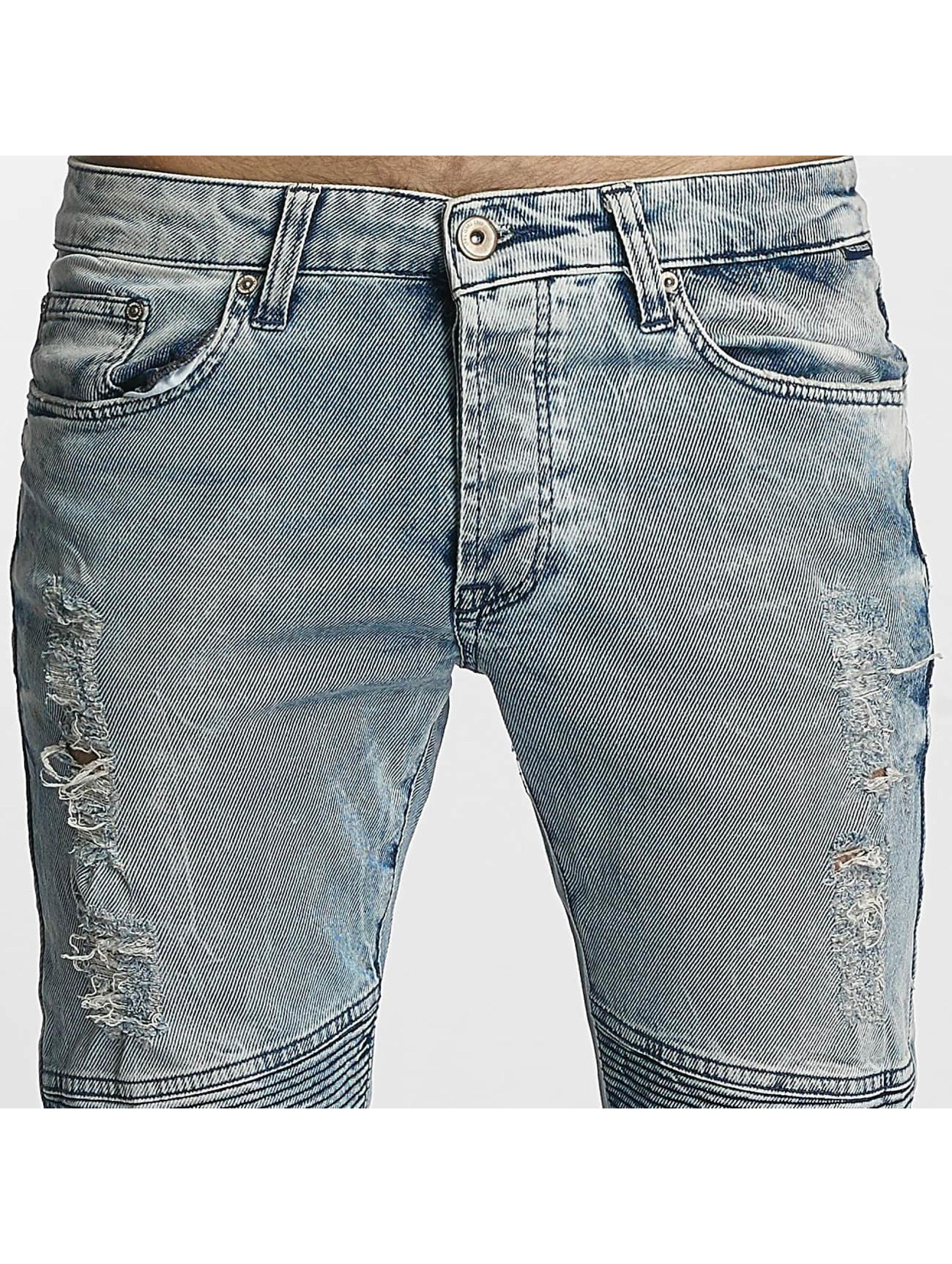 Red Bridge Straight fit jeans Anton blauw