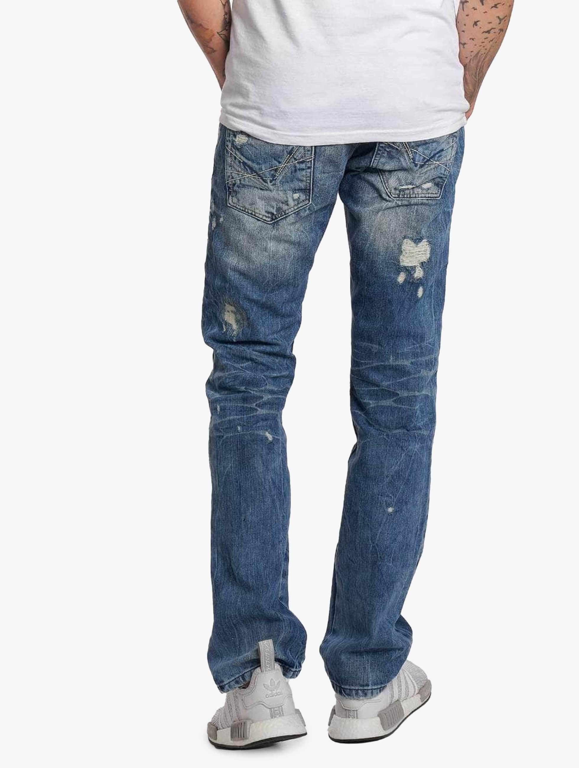 Red Bridge Straight fit jeans  blauw