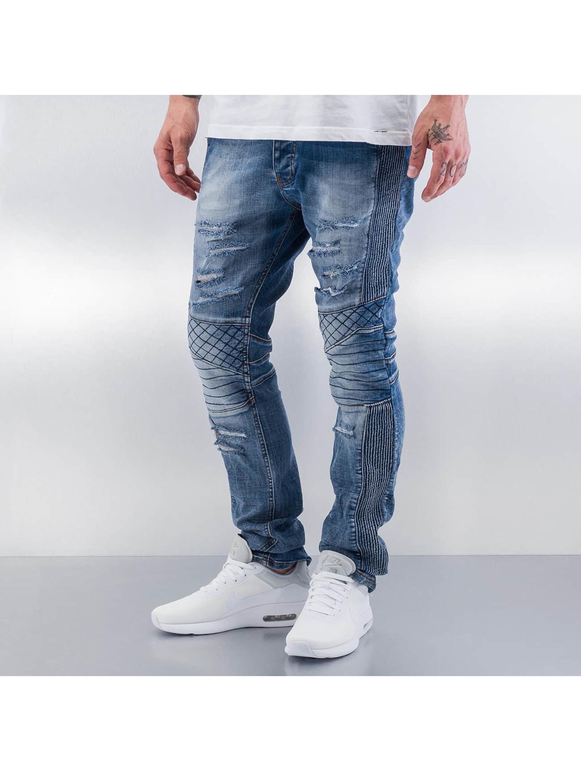 Red Bridge Straight Fit Jeans Quit blue