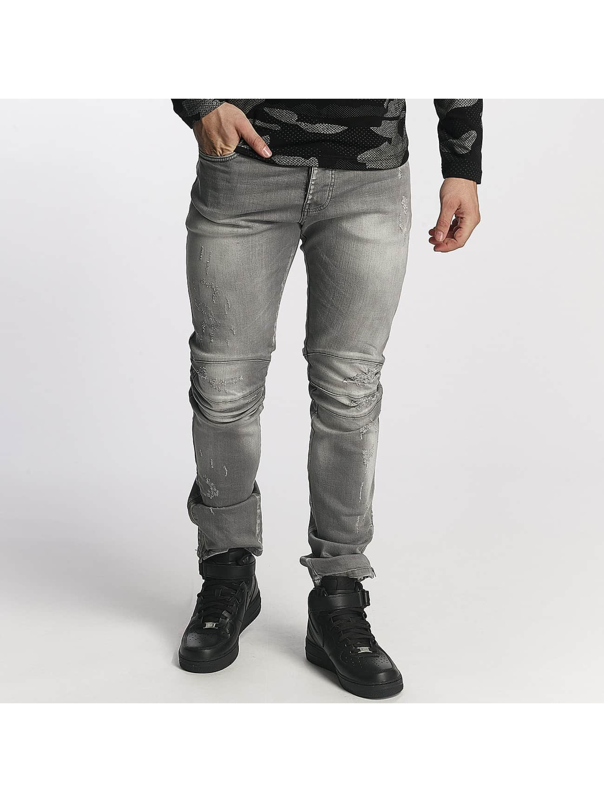 Red Bridge Straight fit jeans Straight Fit grijs