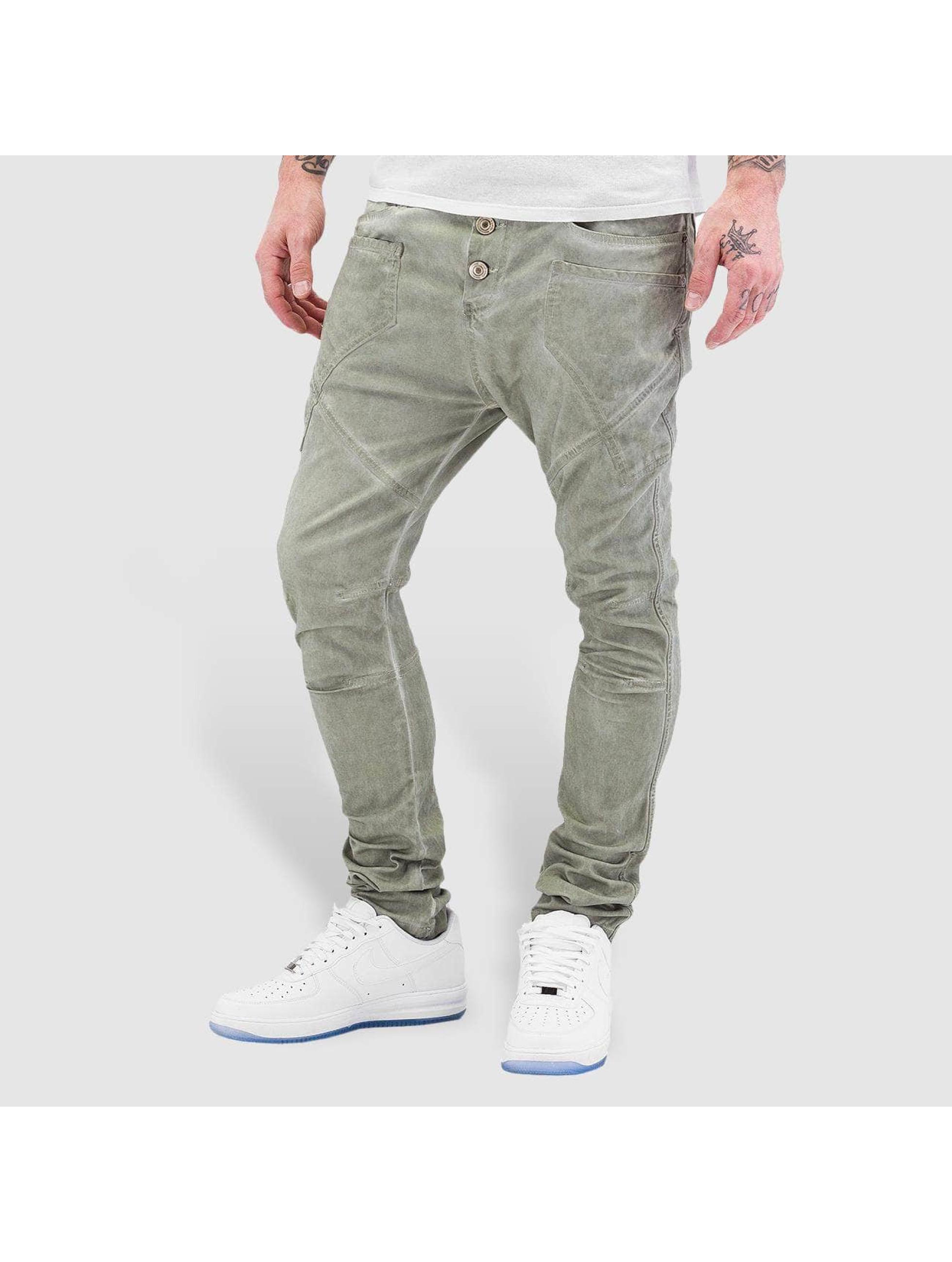 Red Bridge Straight Fit Jeans Emblem khaki
