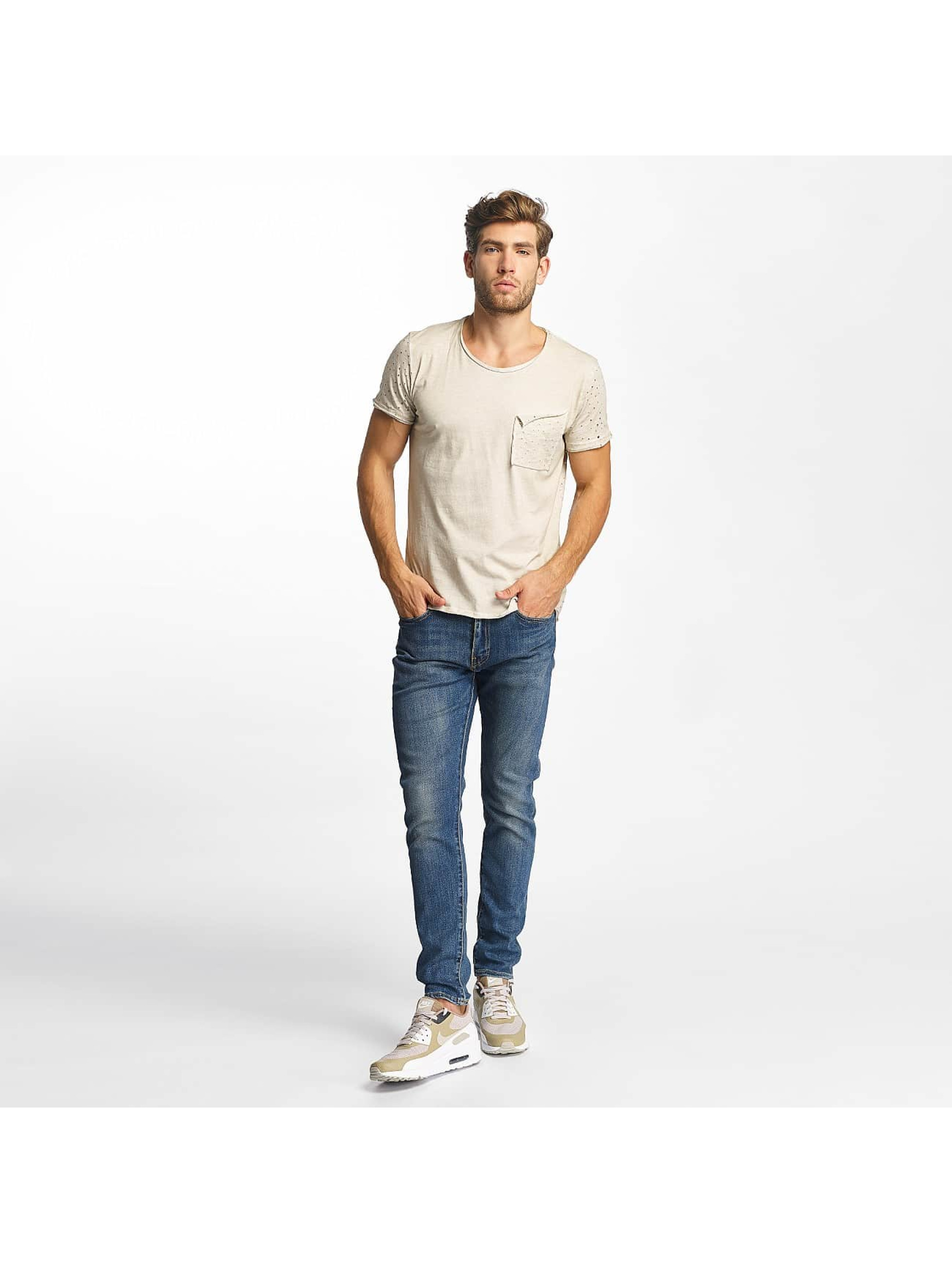 Red Bridge T-Shirt Airy Function beige