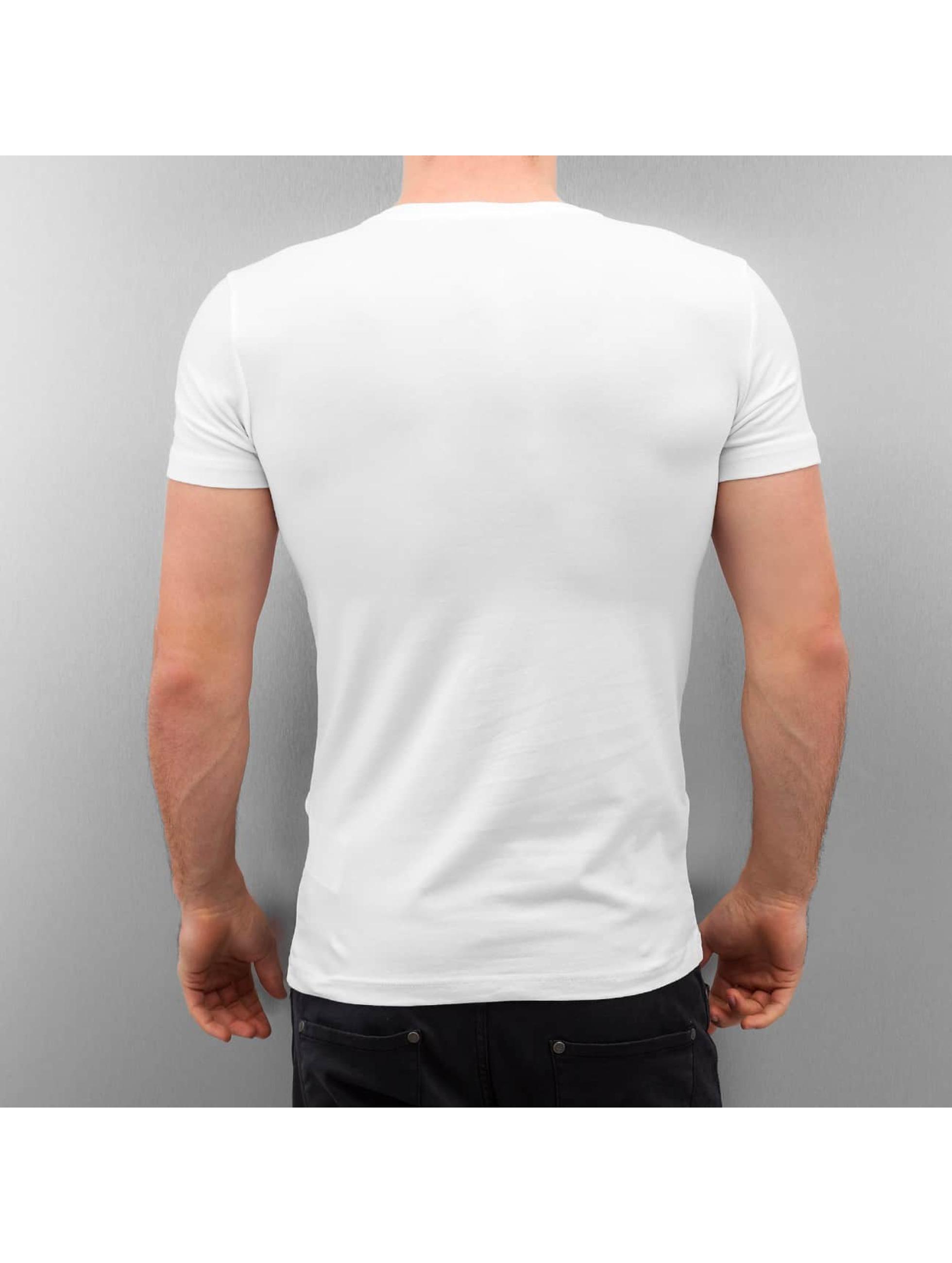 Red Bridge T-Shirt Hundred Dollars blanc