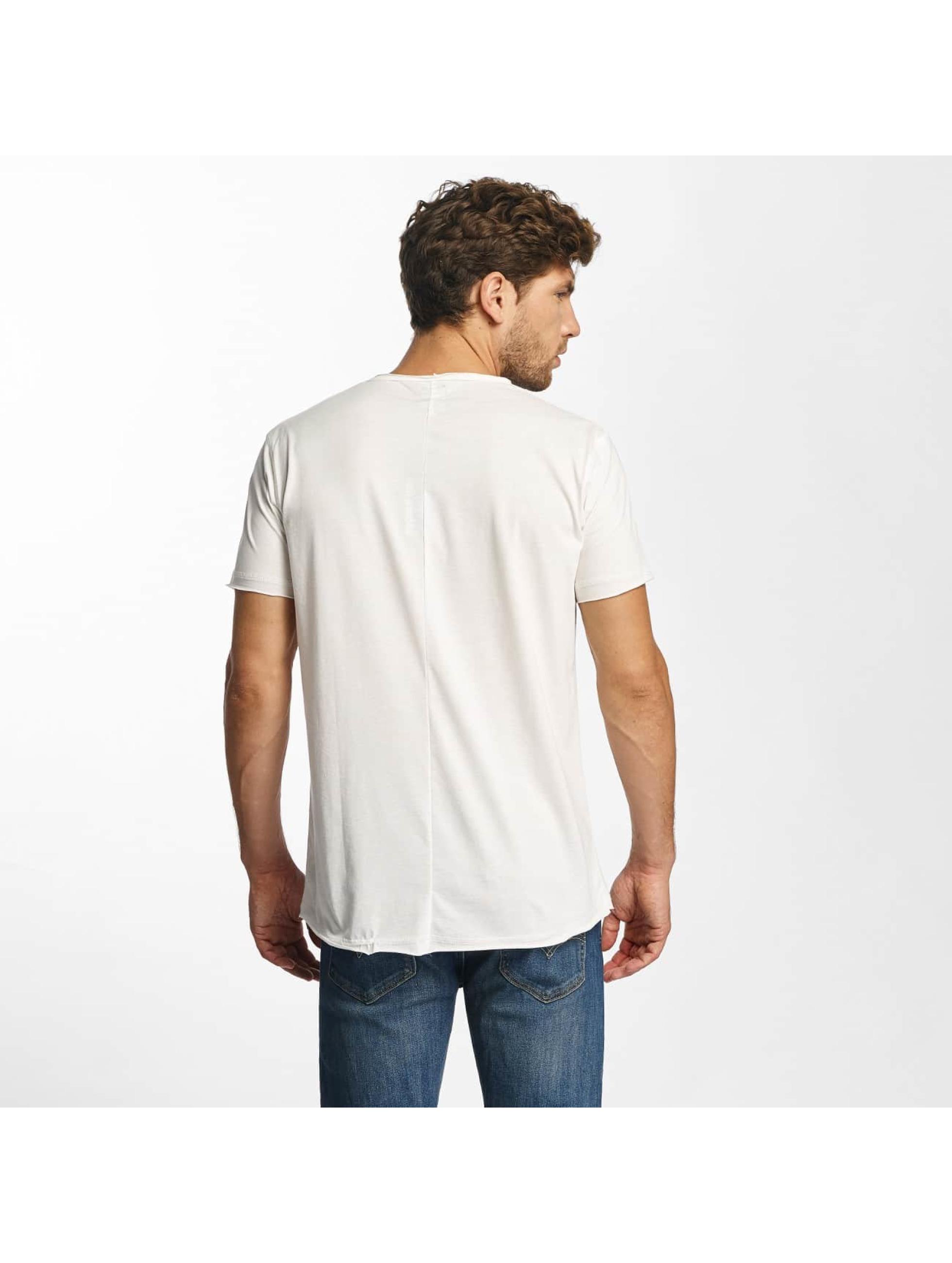 Red Bridge T-Shirt Cherry Blossom blanc