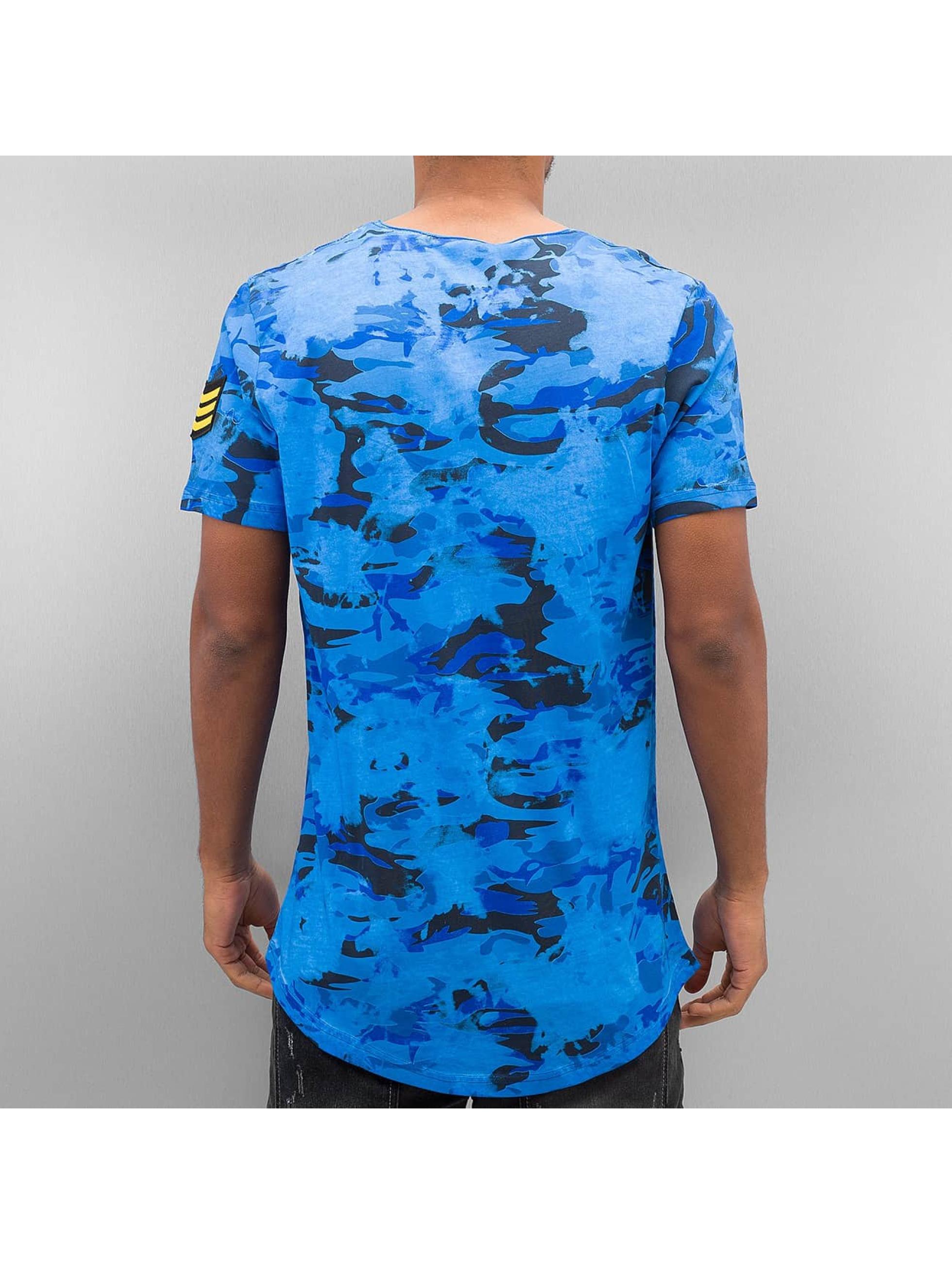Red Bridge t-shirt Combat blauw
