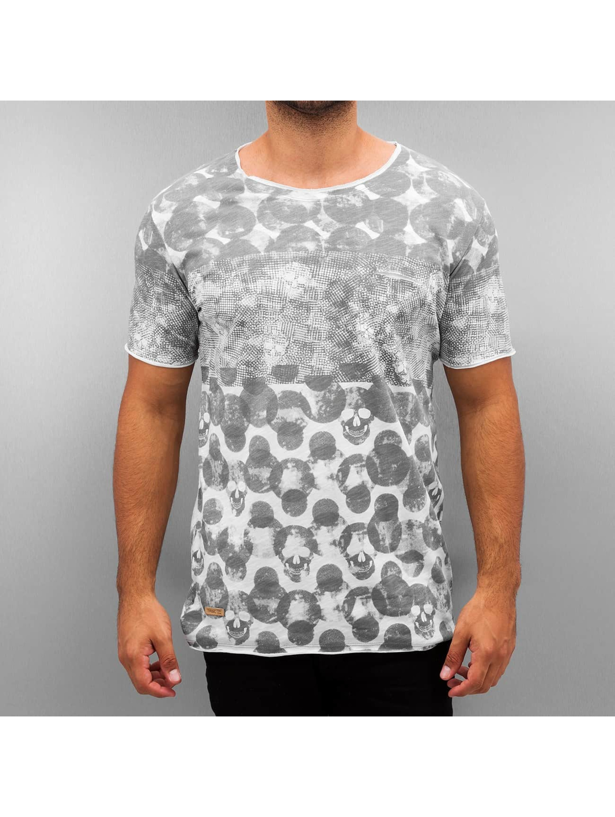 Red Bridge T-shirt Polka Dots grå
