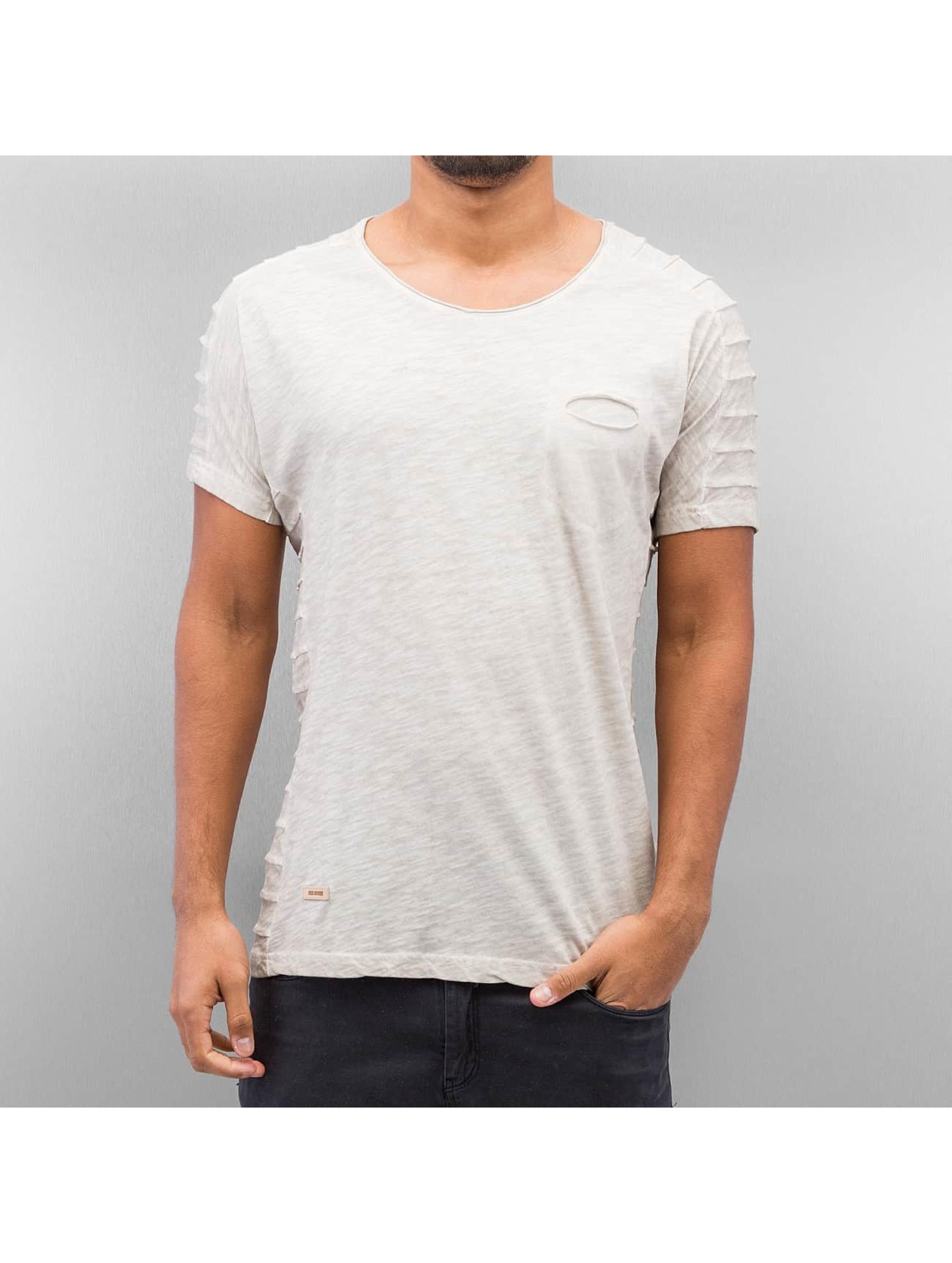 Red Bridge T-Shirt Pocket gray