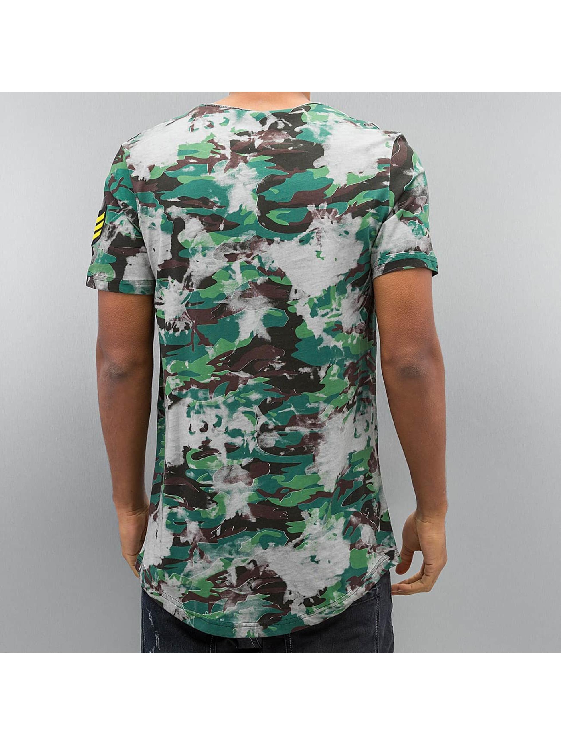 Red Bridge T-Shirt Combat green