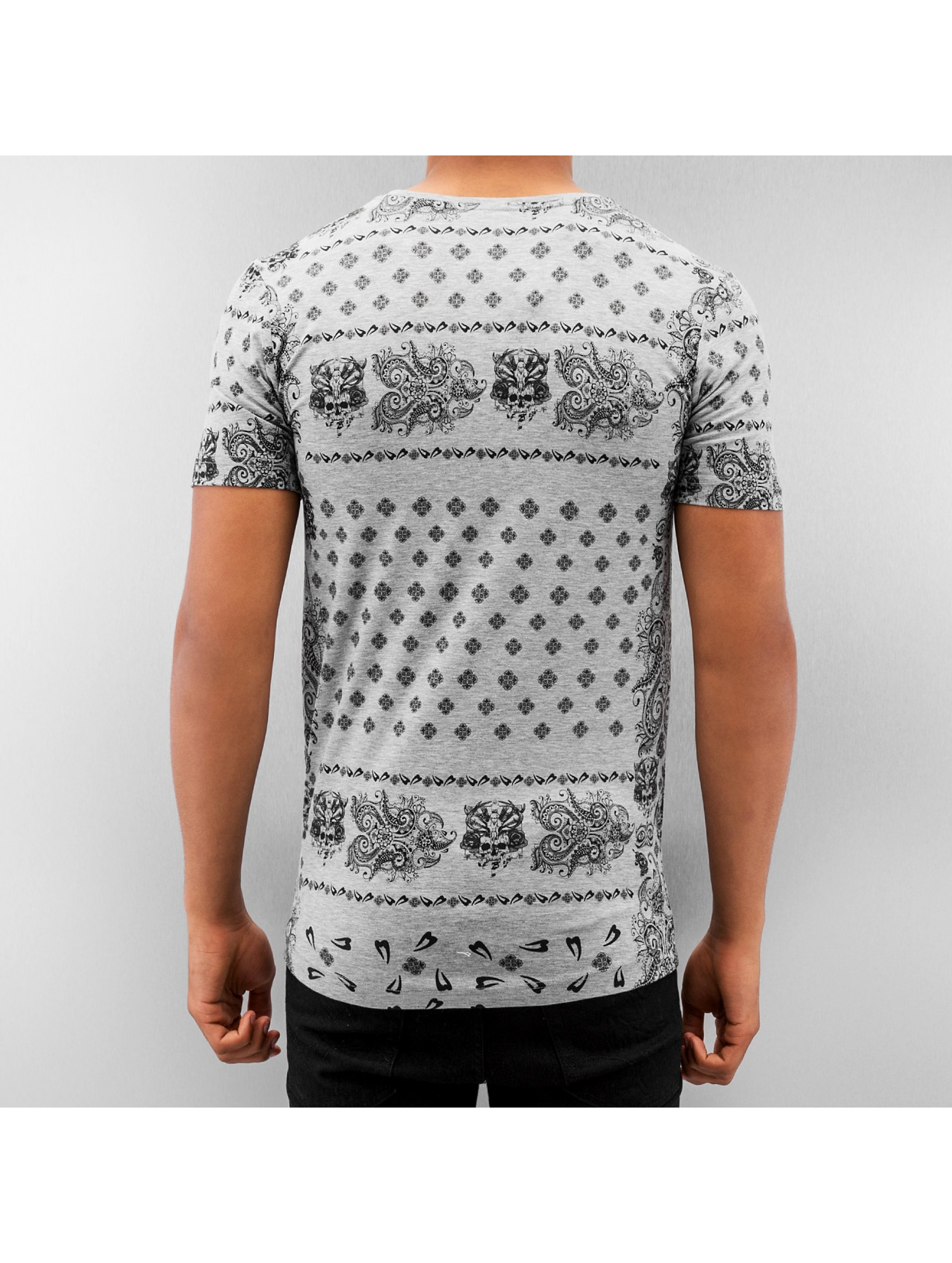 Red Bridge T-Shirt Skate gris