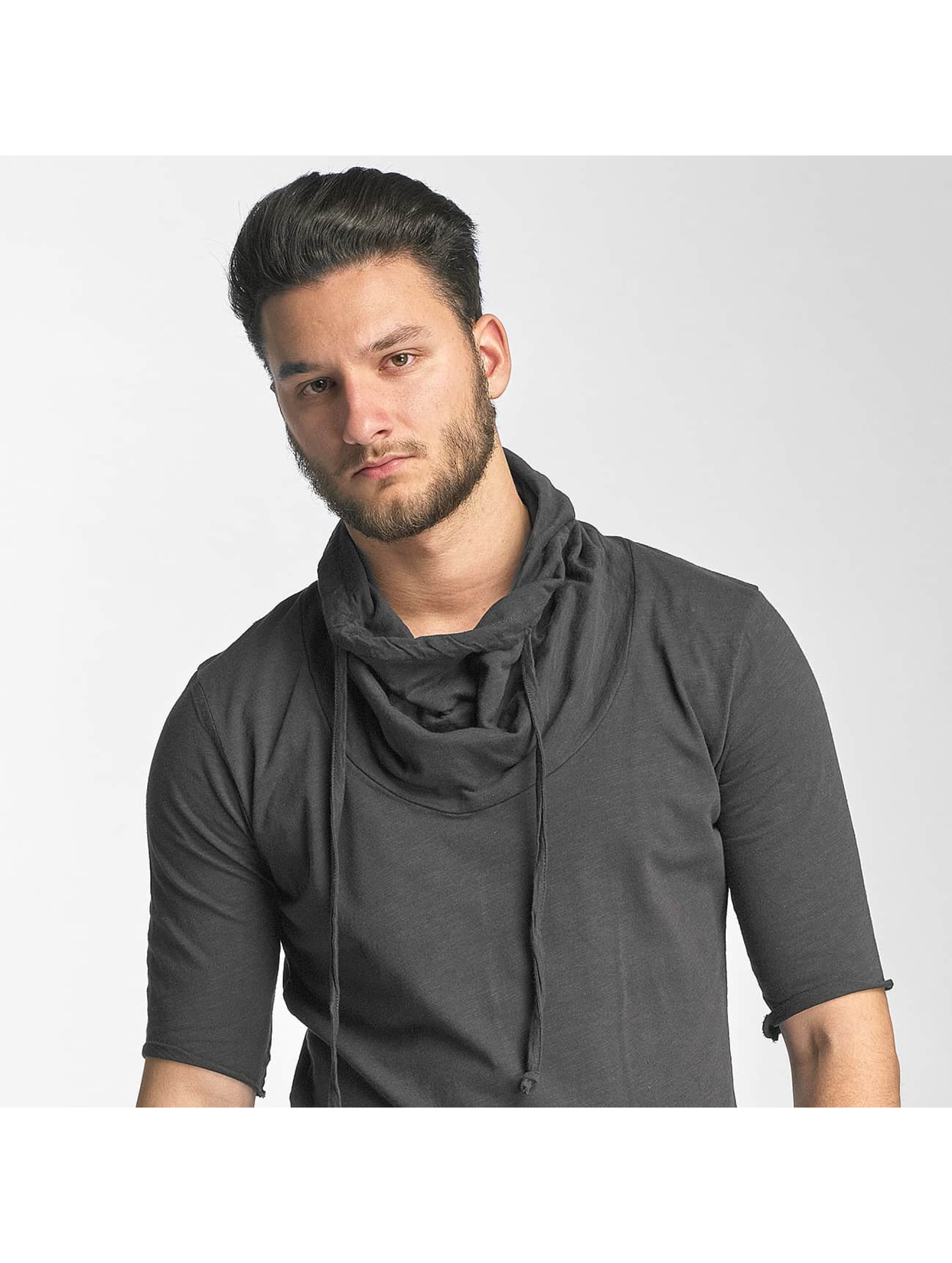 Red Bridge T-Shirt Asymmetric gris